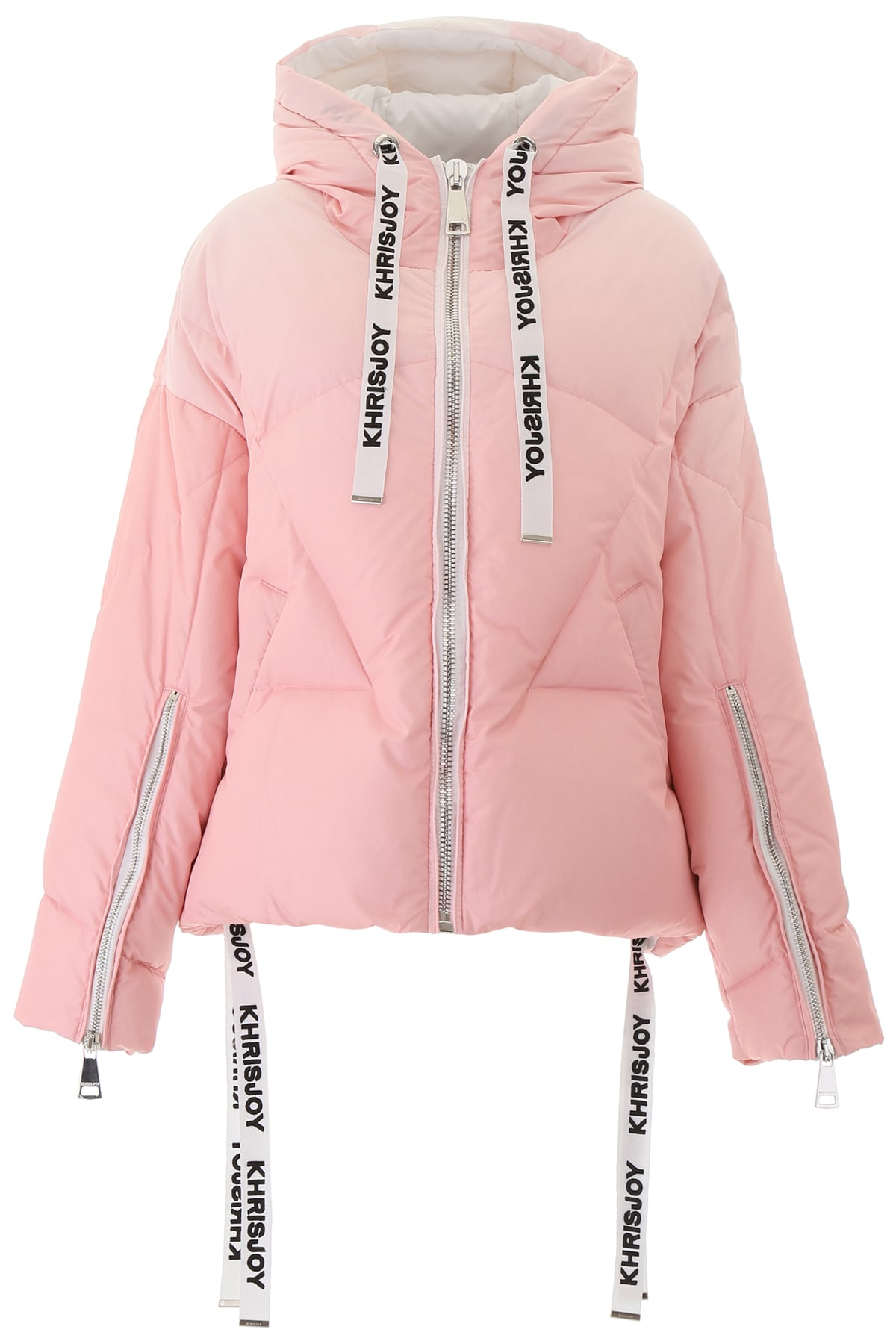 Khrisjoy Ombre Khris Puffer Jacket