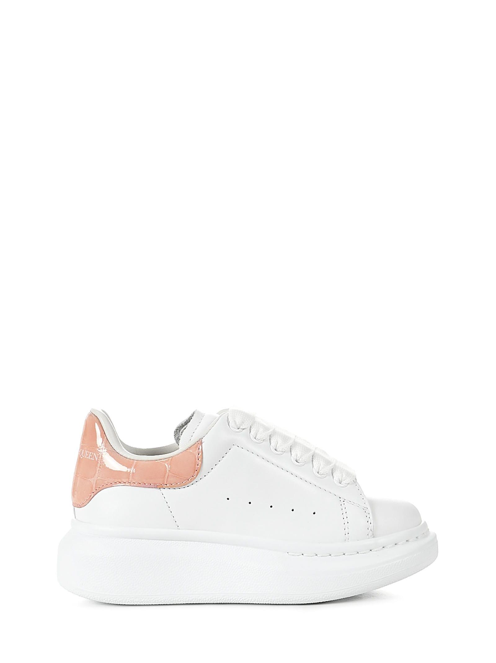 Alexander Mcqueen Kids Oversize Sneakers