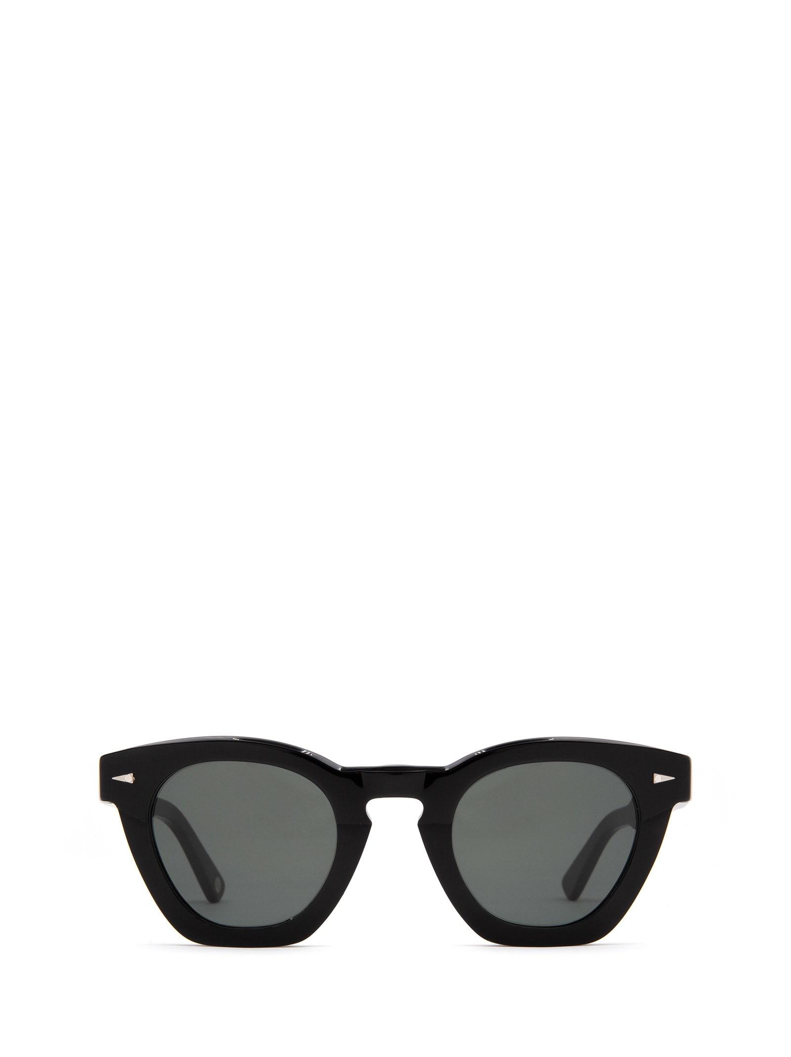 AHLEM Ahlem Montorgueil Black Sunglasses