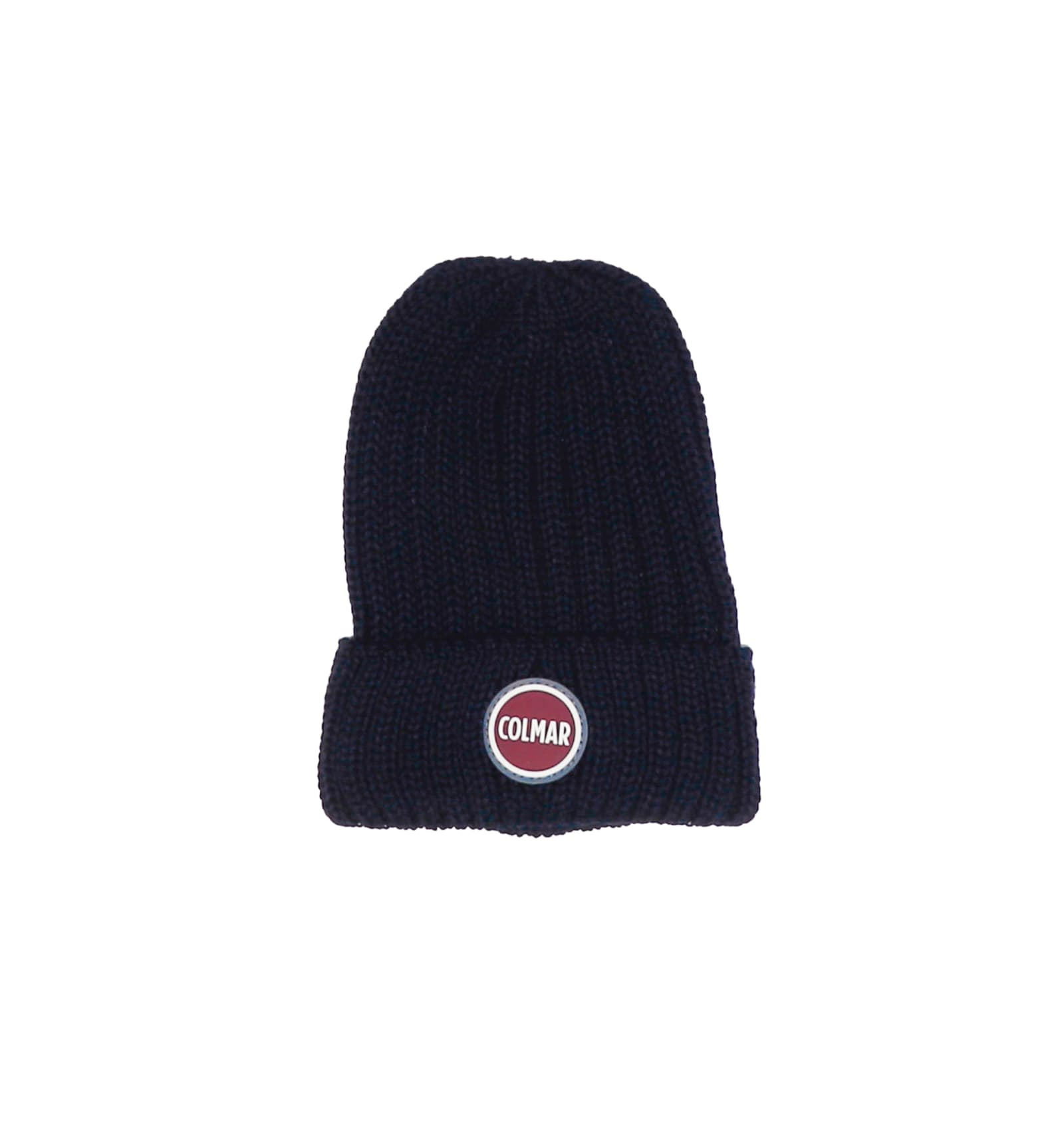 Wool Mix With Logo Hat