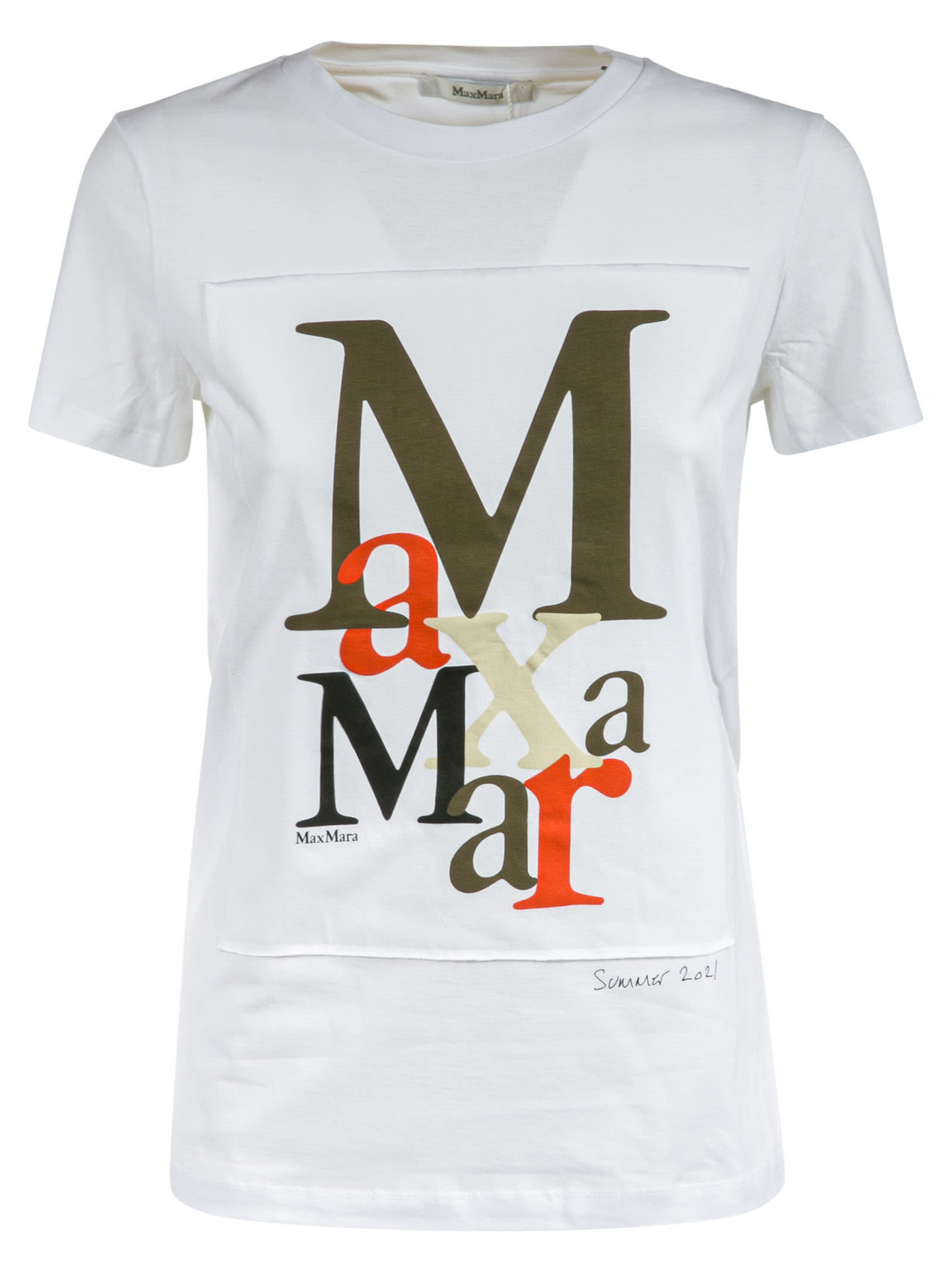 Max Mara Cottons HUMOUR T-SHIRT