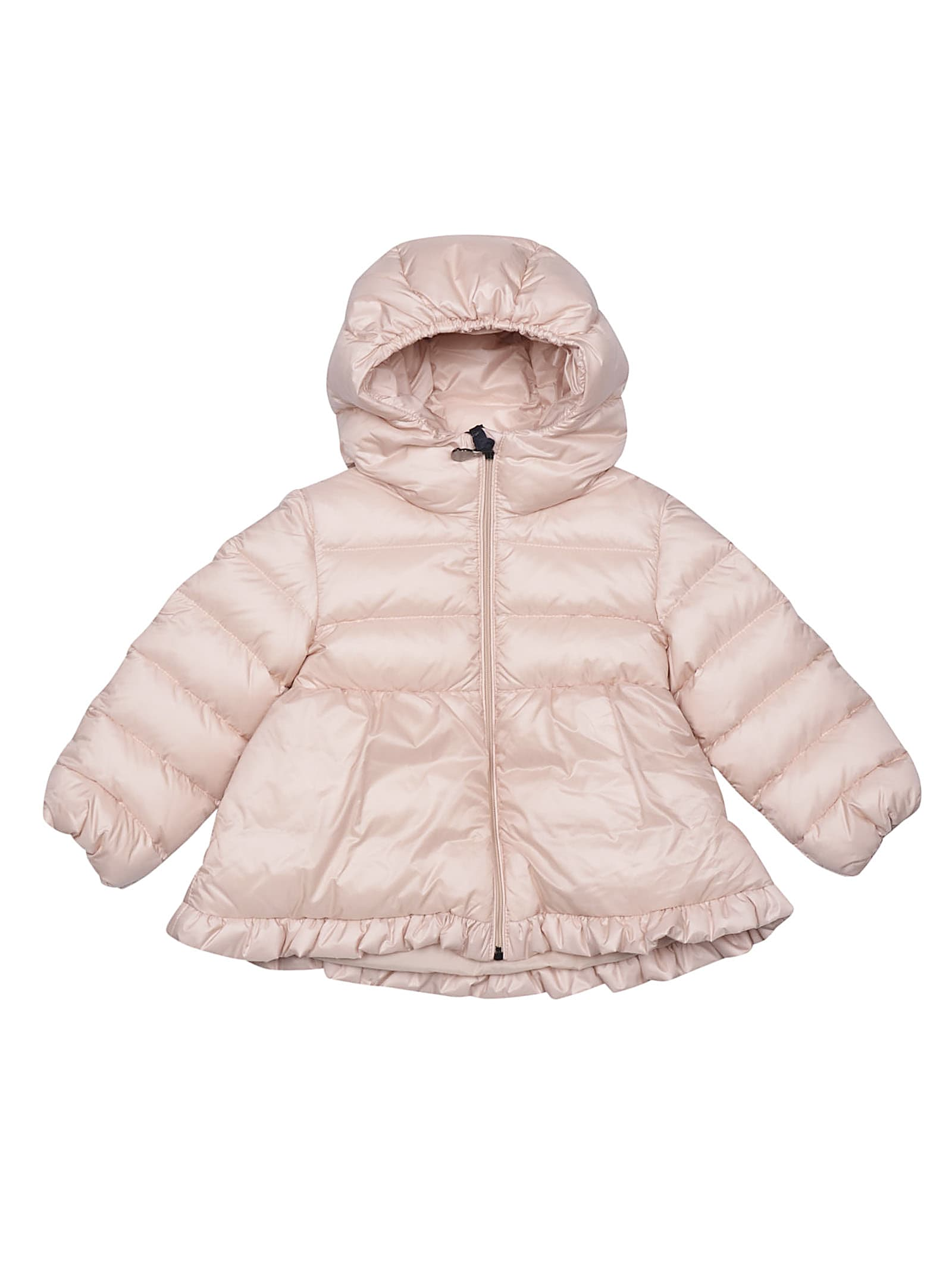 Moncler Babies' Odile Padded Jacket In Rosa