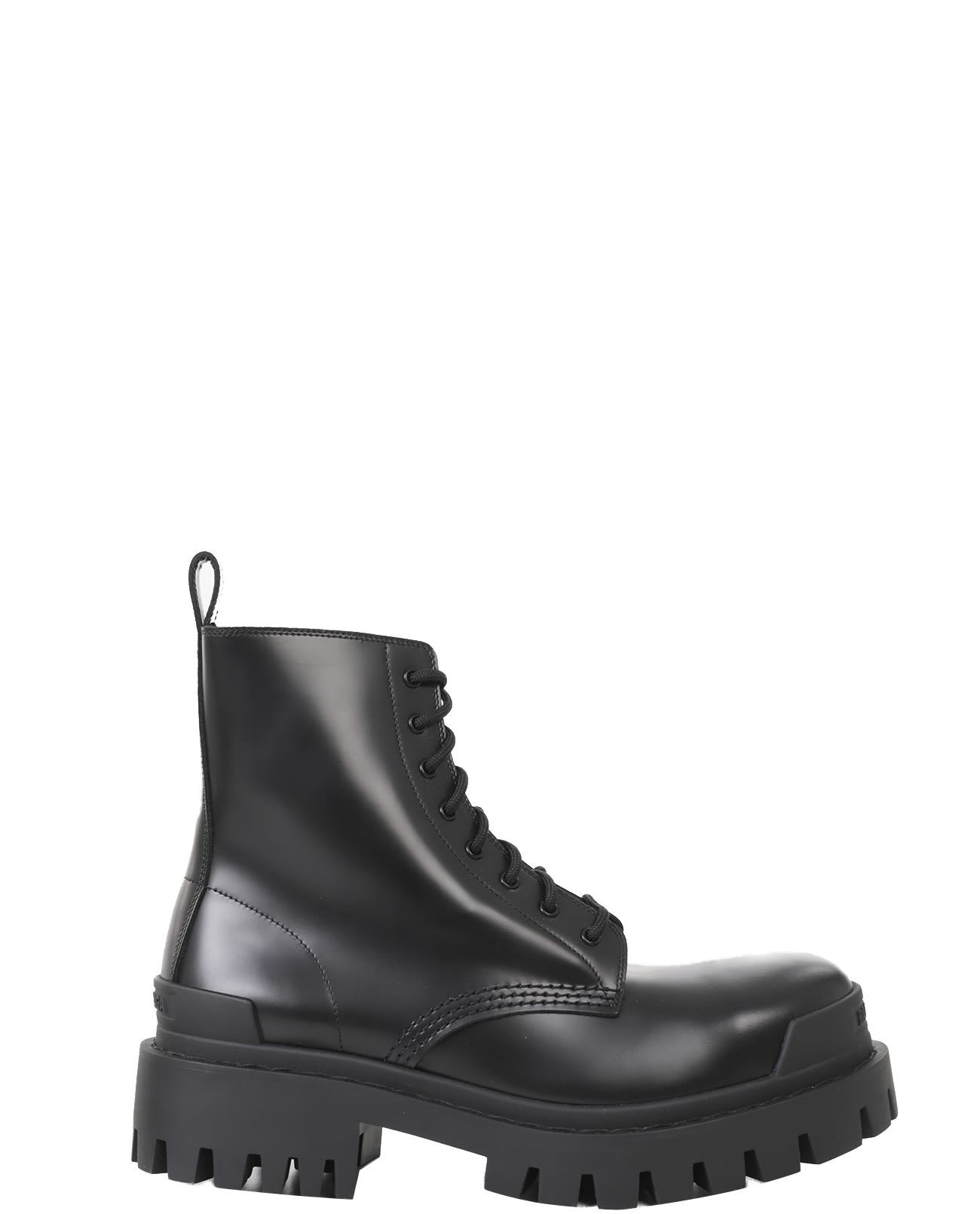Balenciaga Black Strike Boots L20