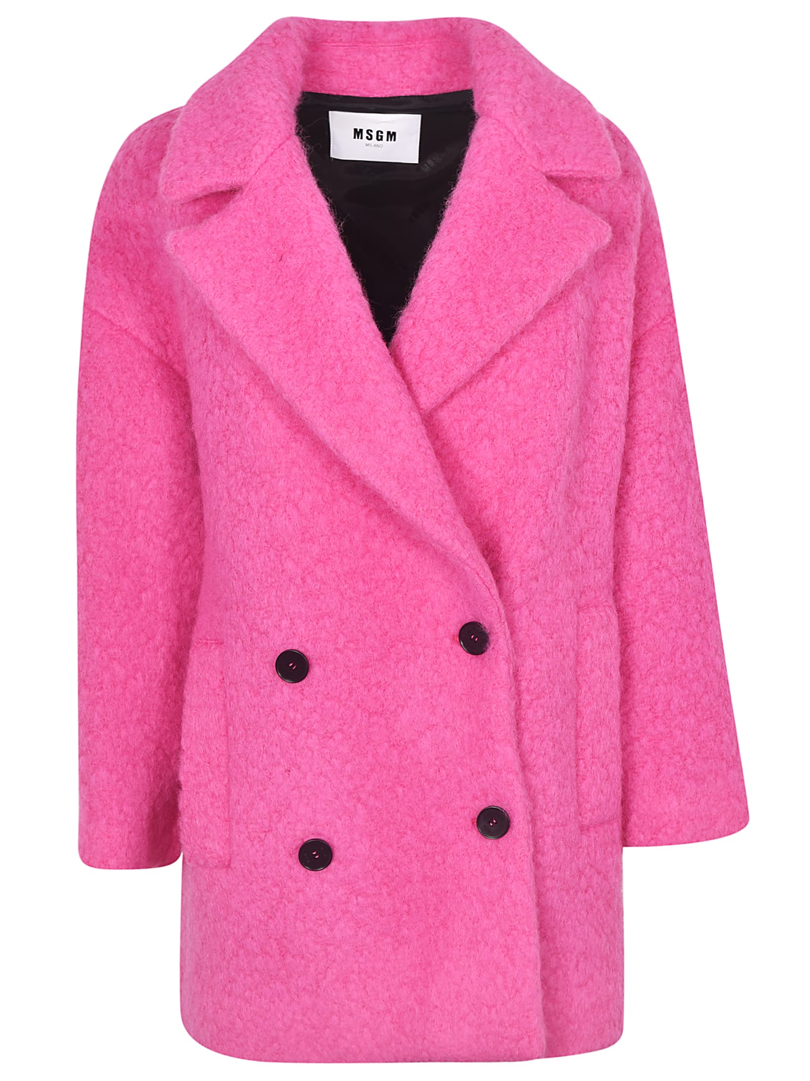 MSGM Double-breasted Coat