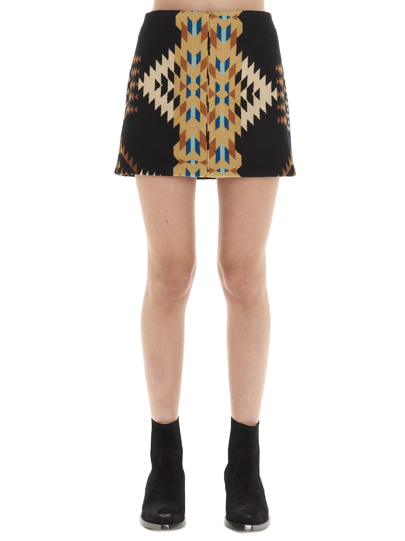 night Weaver Skirt