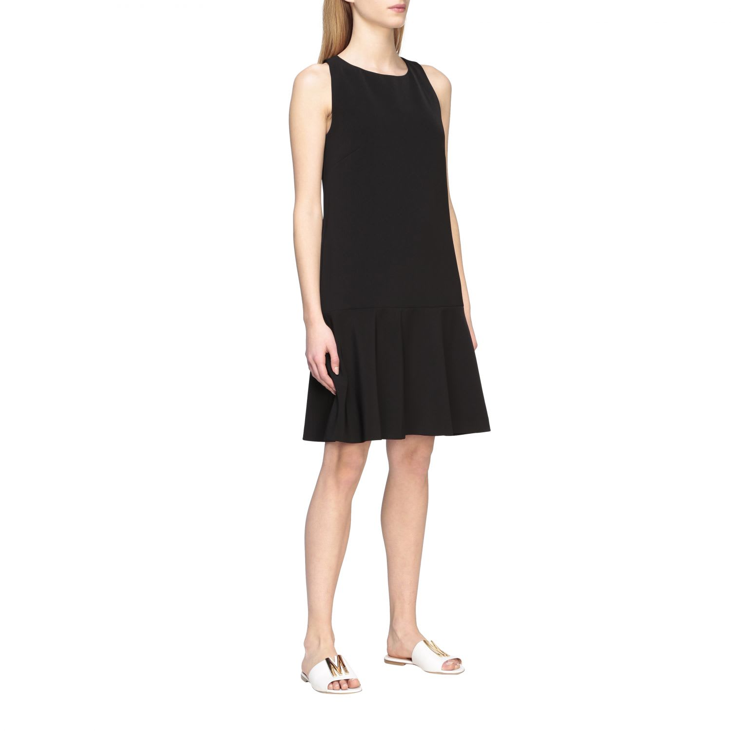 Boutique Moschino Dress Boutique Moschino Dress With Back Bow