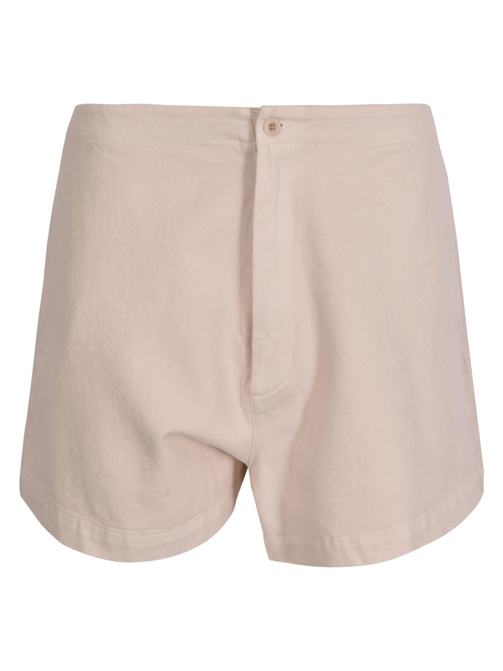 Labo. Art Classic Buttoned Shorts