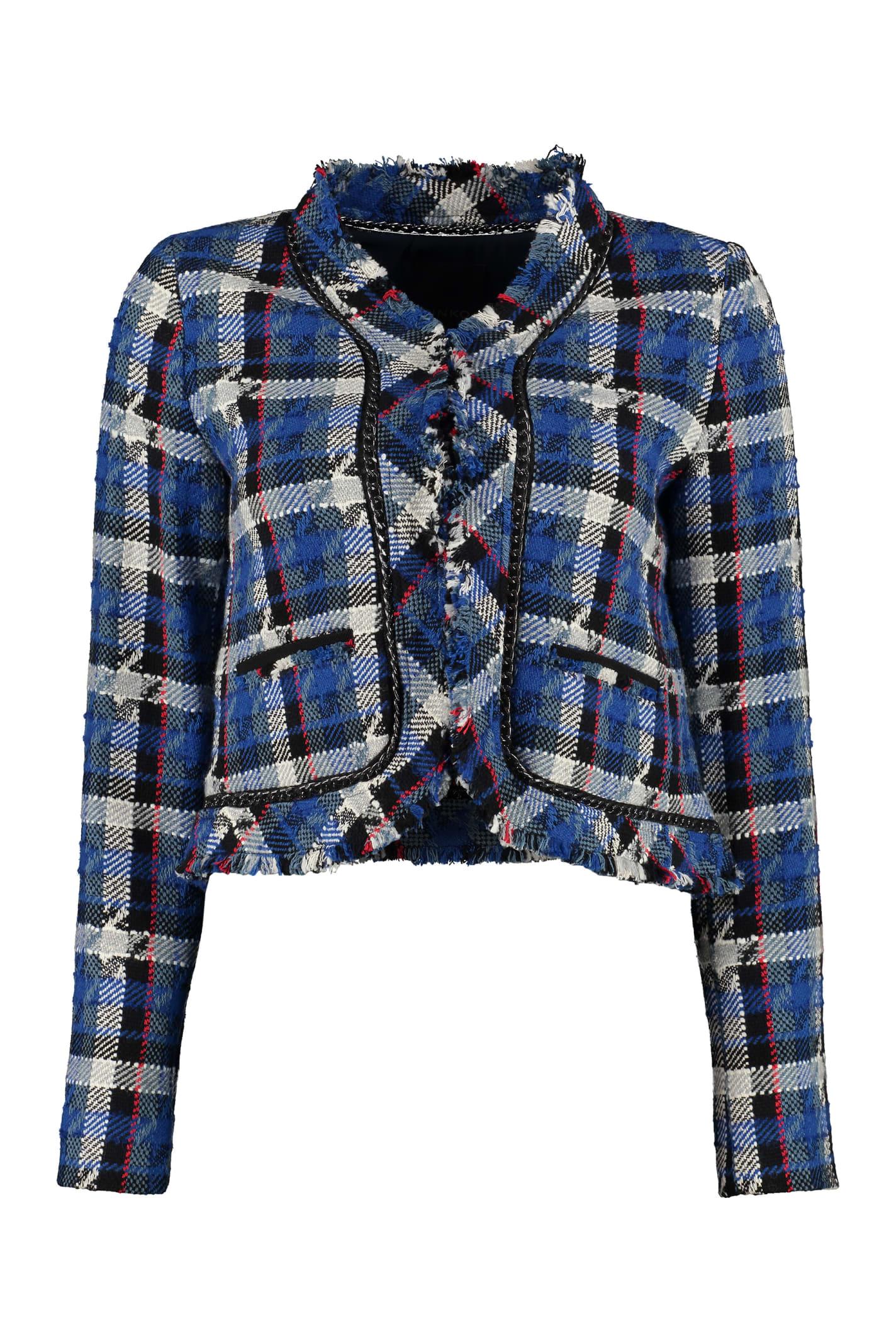 Pinko Rimanere Tweed Jacket