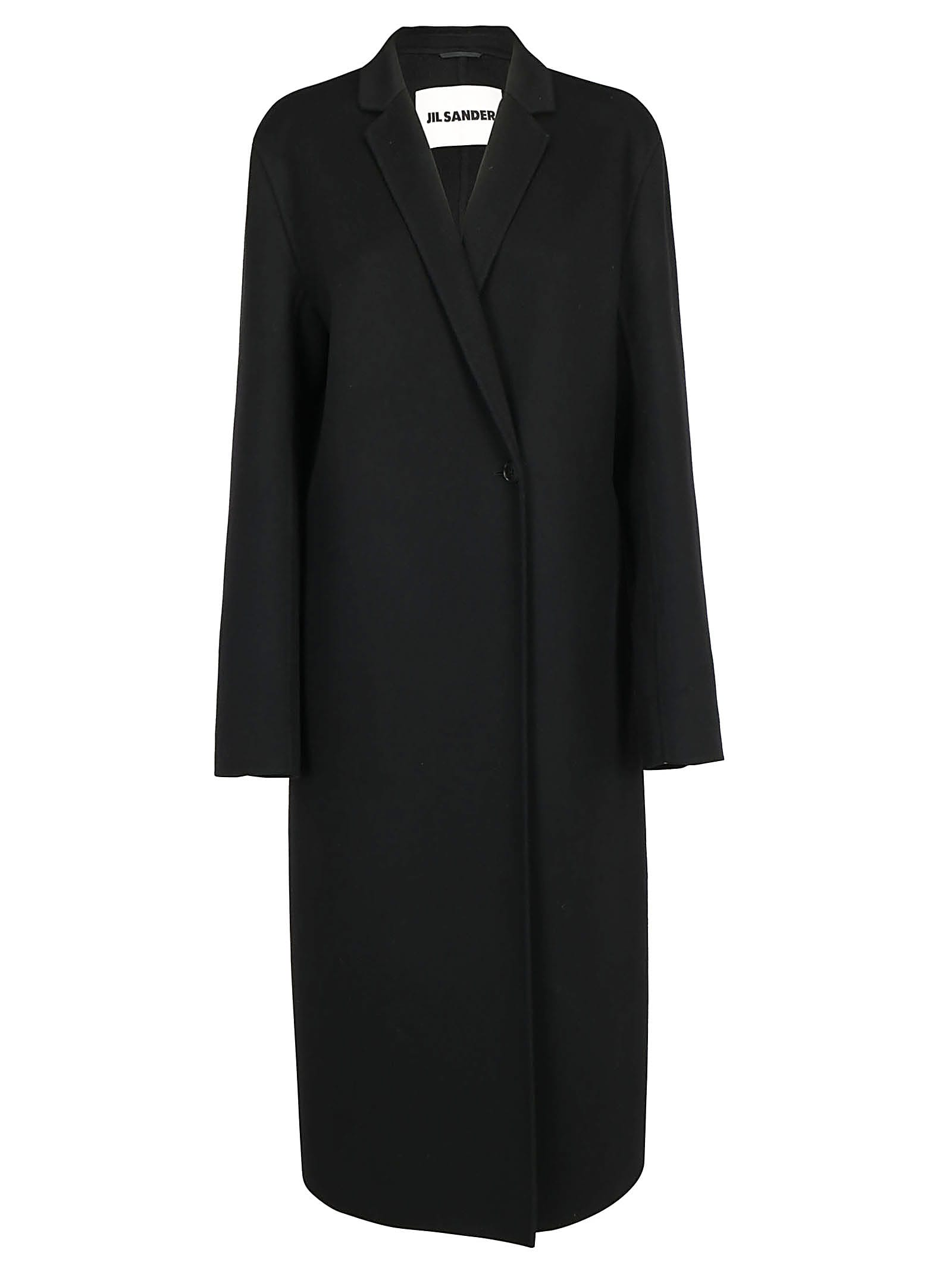 Photo of  Jil Sander Cashmere Lebron Coat- shop Jil Sander jackets online sales