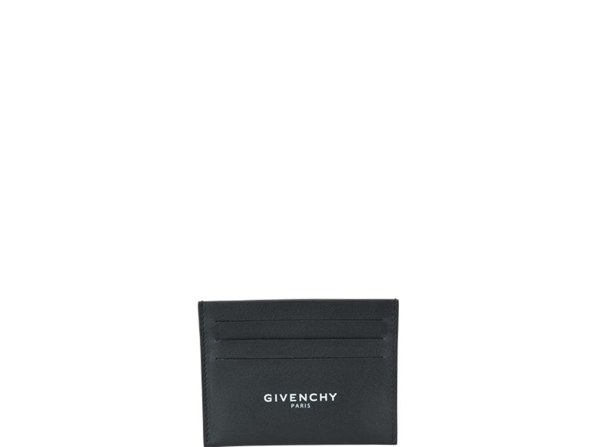 Givenchy Logo Cards Holder