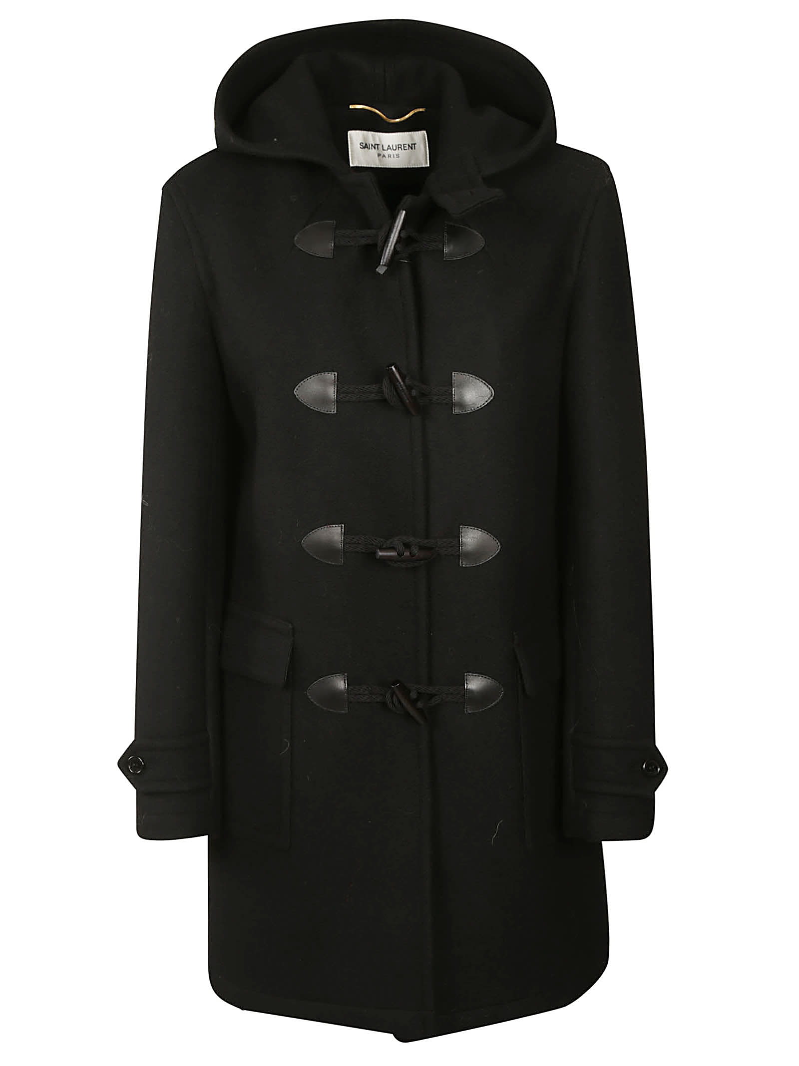 Saint Laurent Classic Duffle Coat