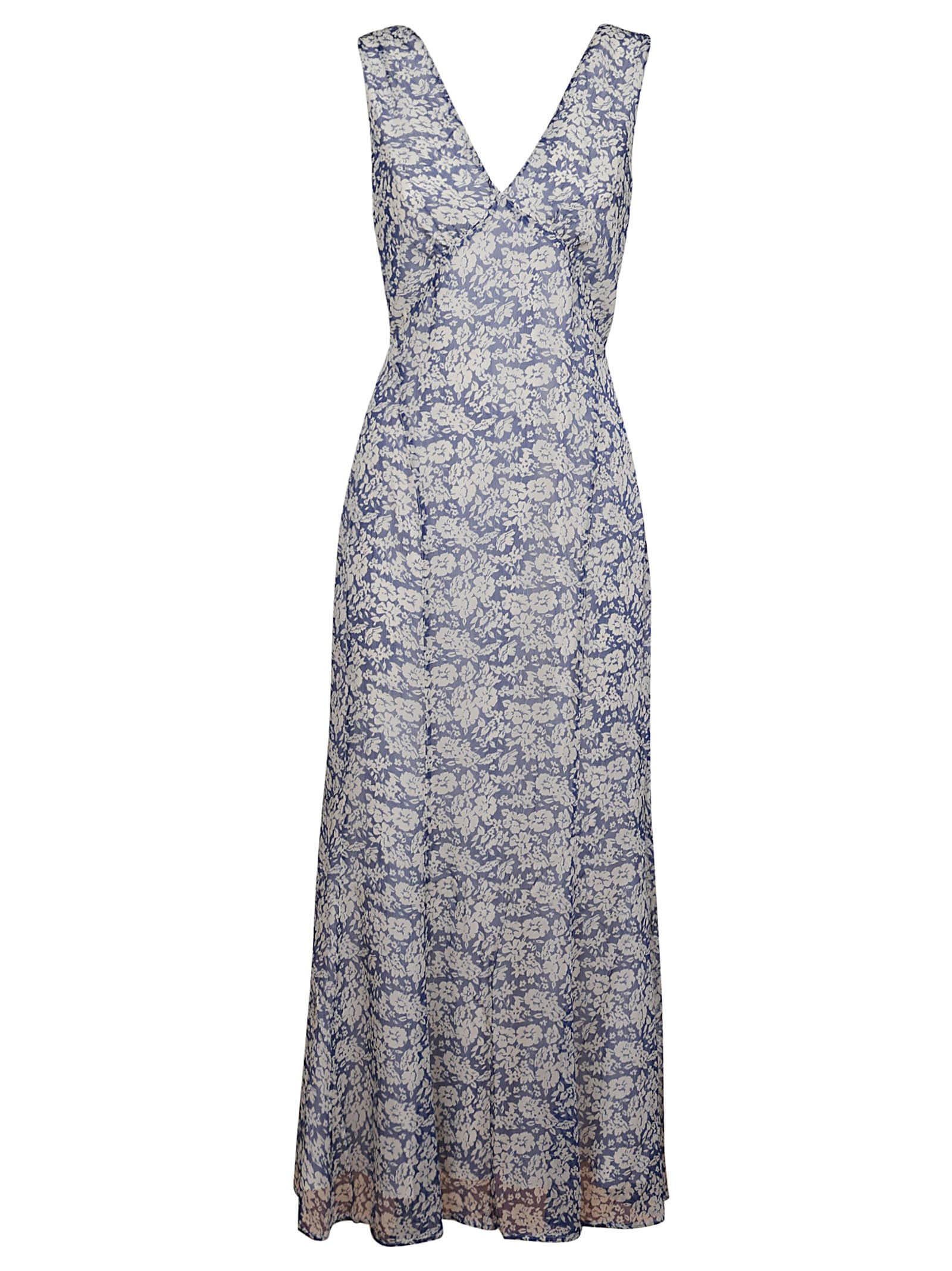 Polo Ralph Lauren Linings MULTICOLOR VISCOSE DRESS