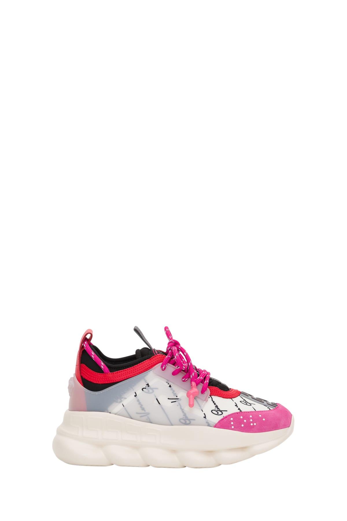 Versace Sneakers CHAIN REACTION SNEAKER