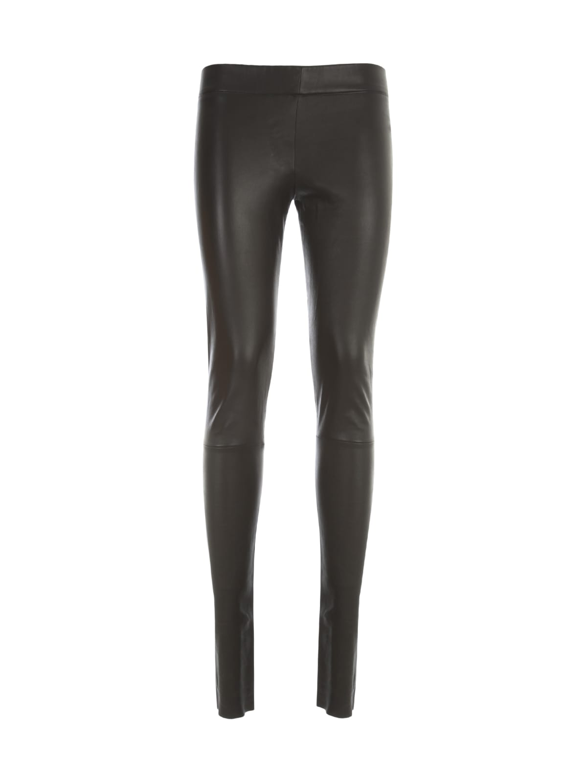 Sylvie Schimmel Clothing STRETCH LEATHER LEGGINGS PANTS