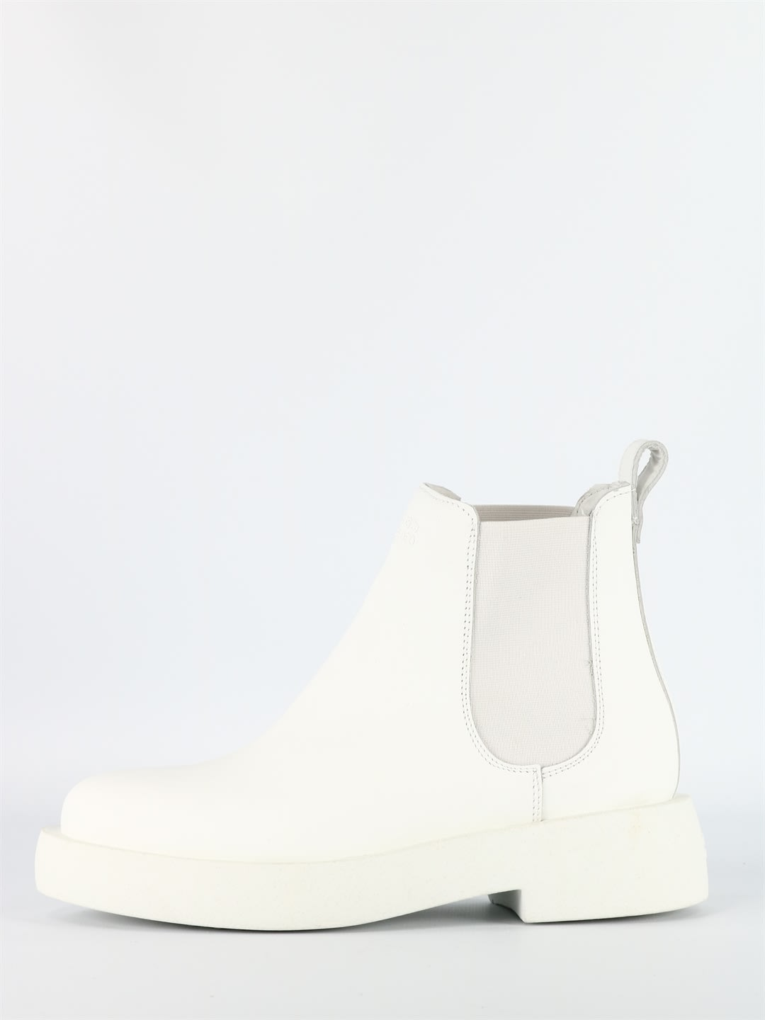 Clarks Leathers MILENO CHELSEA WHITE LEATHER