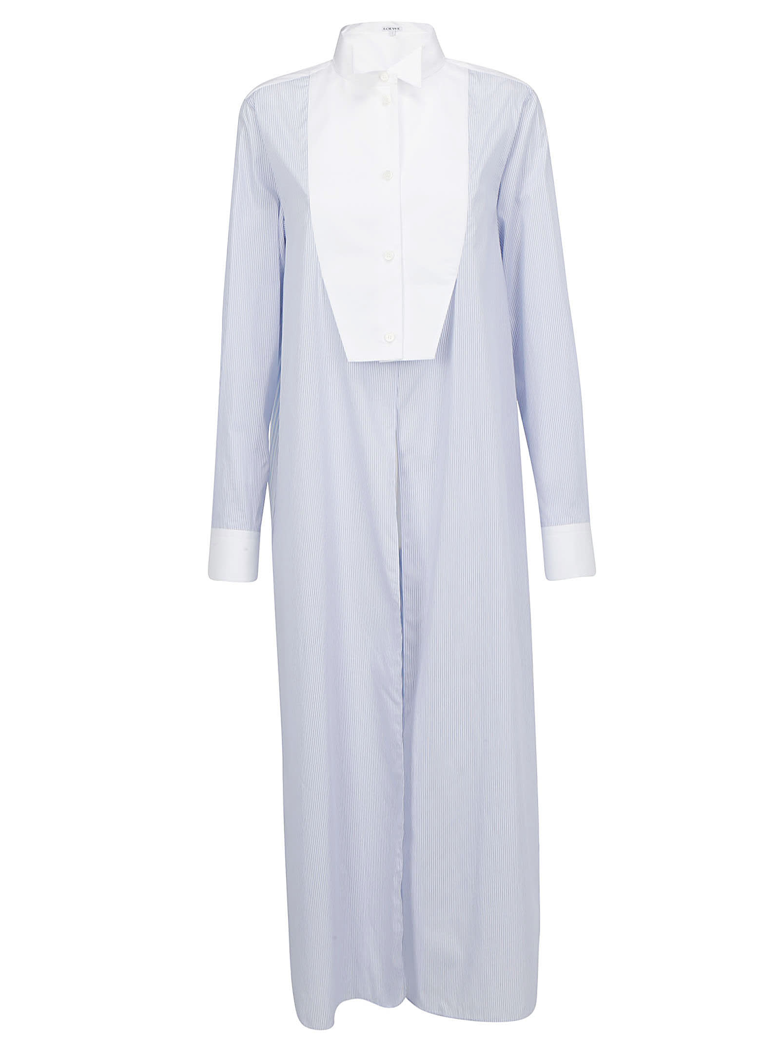 Buy Loewe Shirt Dress online, shop Loewe with free shipping