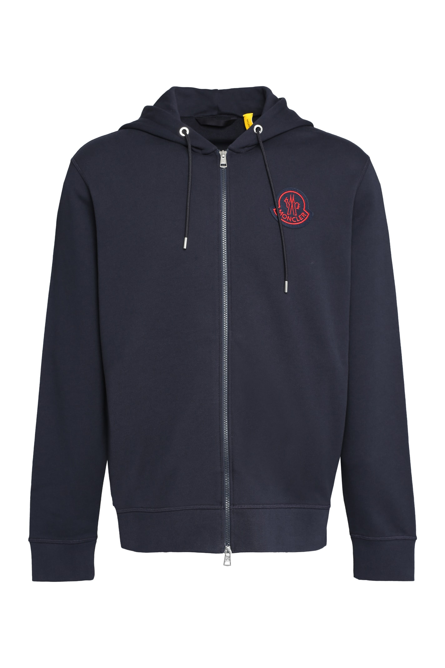 Moncler COTTON FULL-ZIP HOODIE