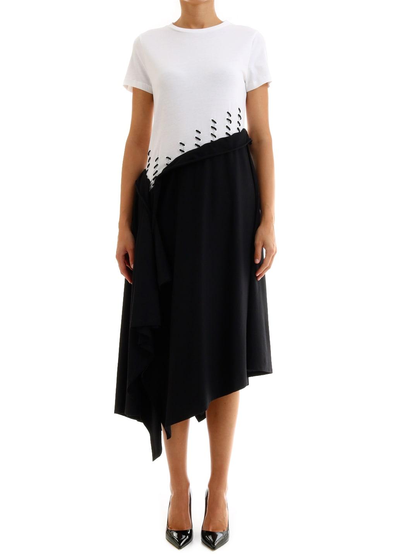 Buy Loewe Bicolor Dress online, shop Loewe with free shipping