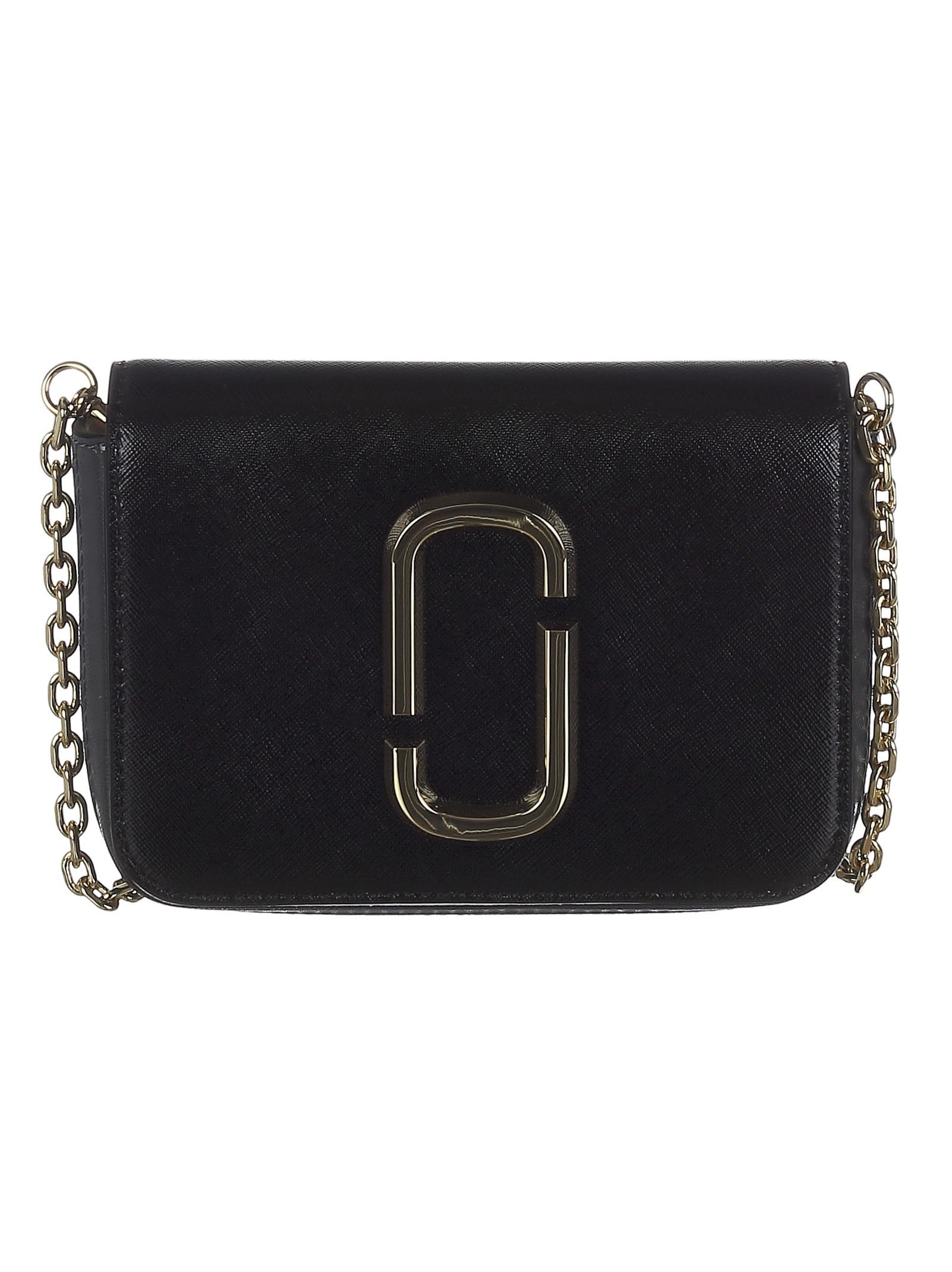 Marc Jacobs Double J Logo Belt Bag