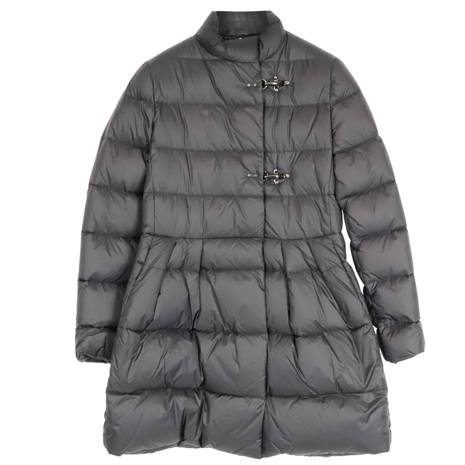 Fay Kids' Virginia Down Coat Jacket In Black