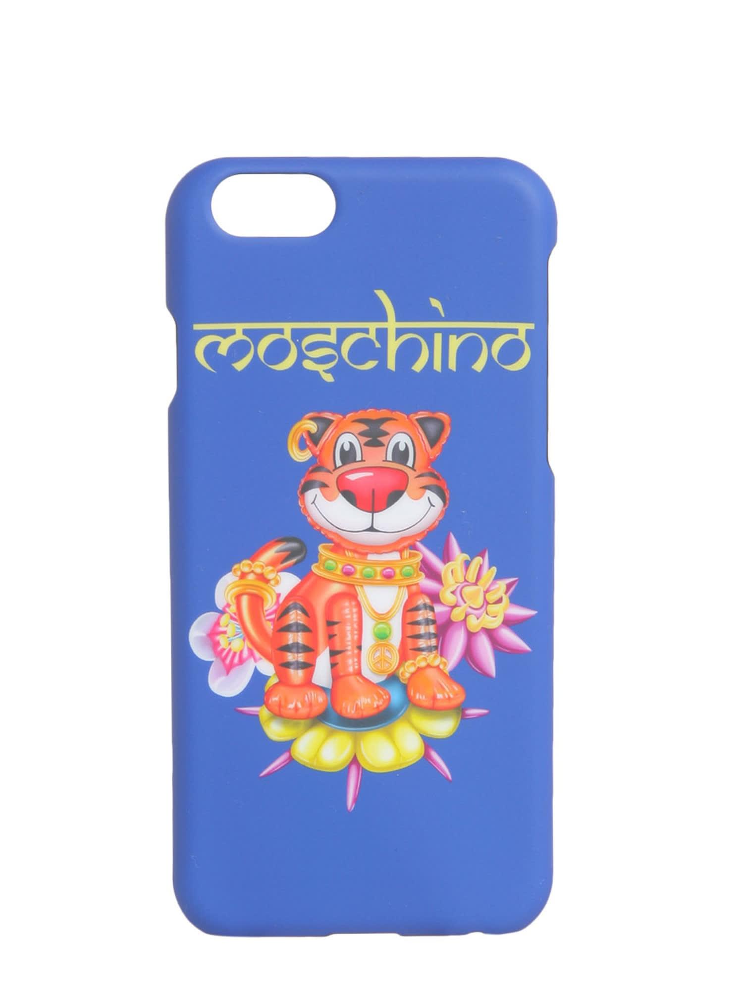 l'atteggiamento migliore b3cab 711e8 Moschino Iphone 6/6s Cover