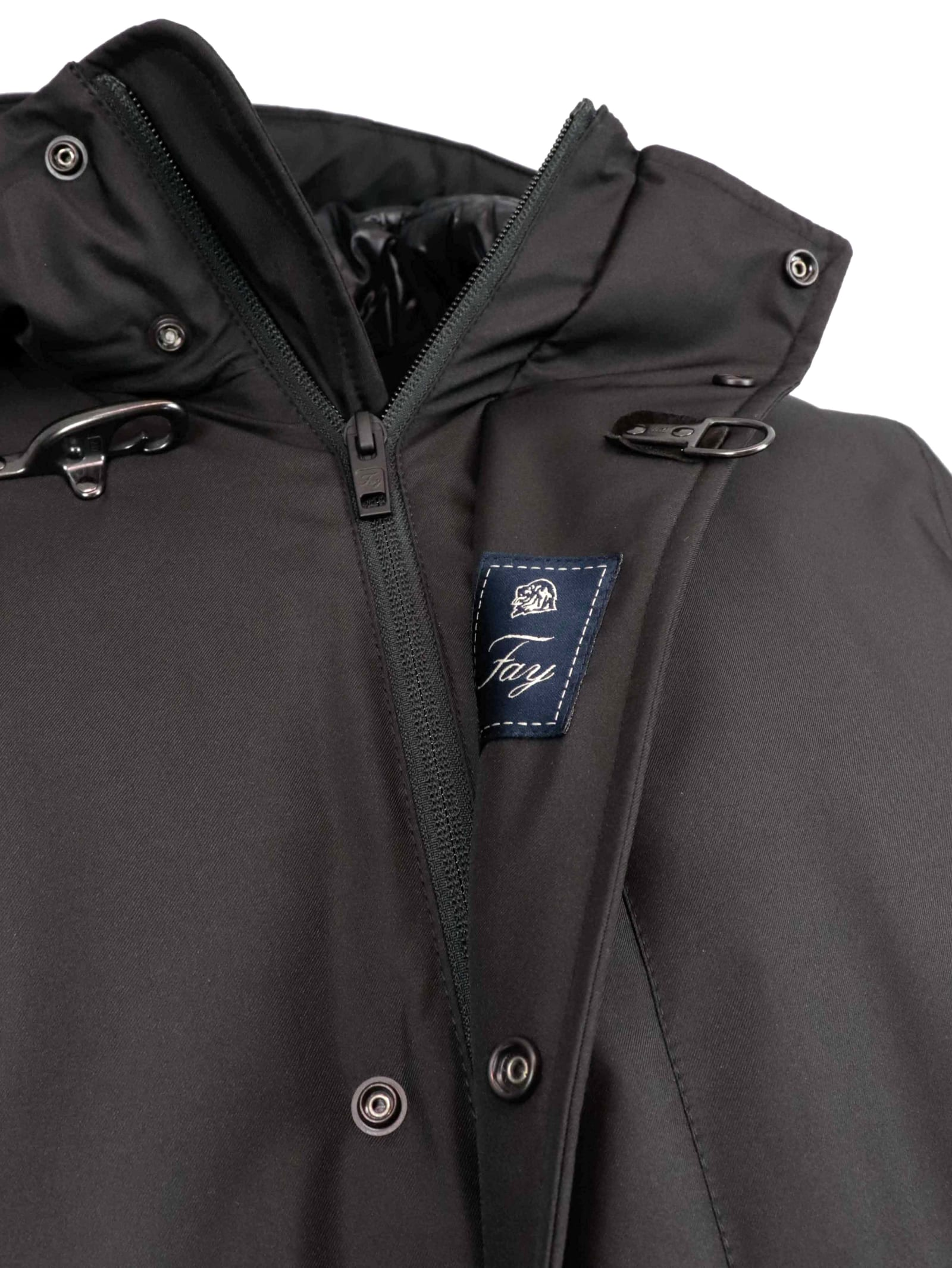 Parka Piuma Down Jacket from FayComposition: 100% Polyester
