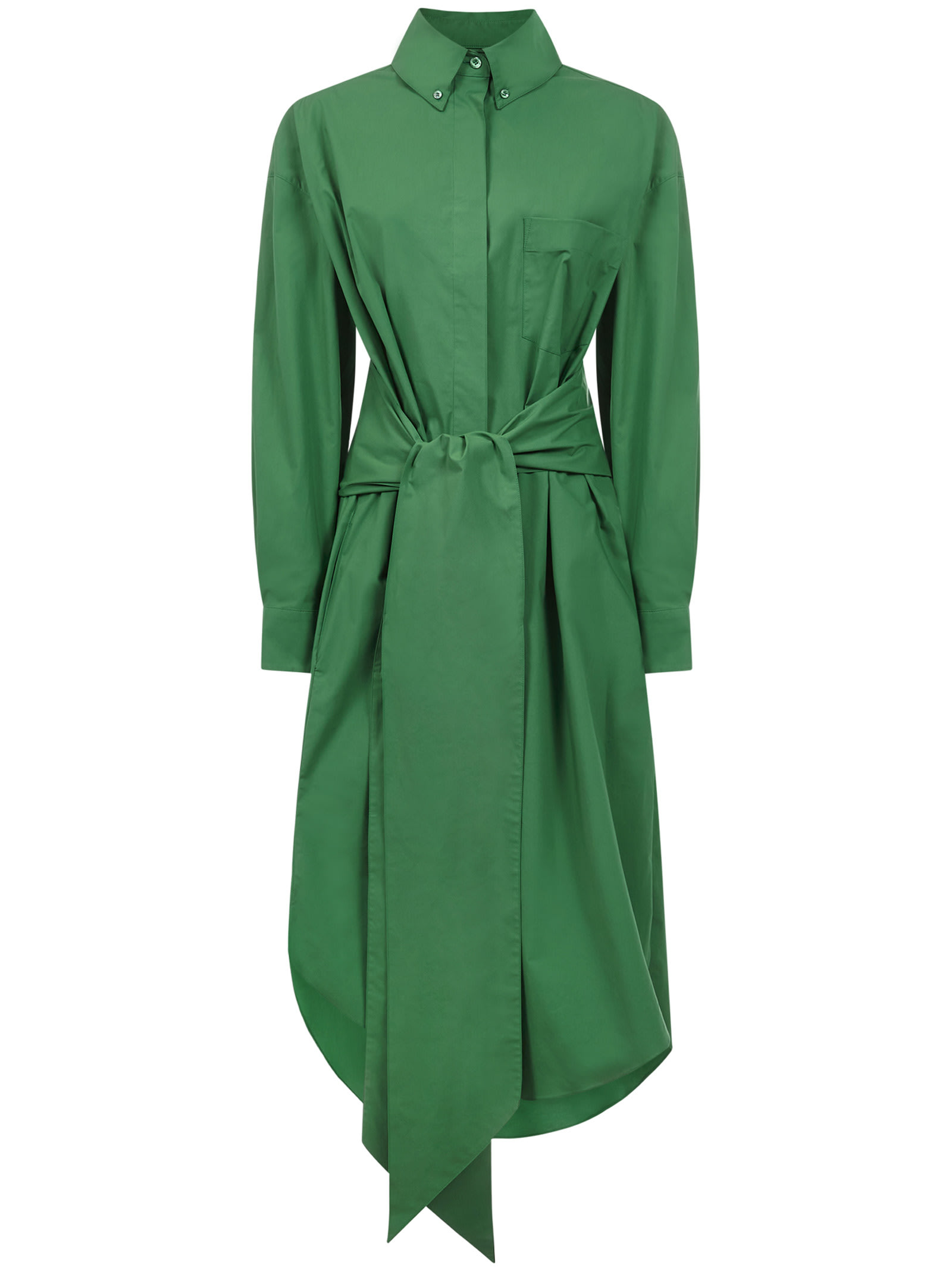 Buy Alexandre Vauthier Midi Dress online, shop Alexandre Vauthier with free shipping