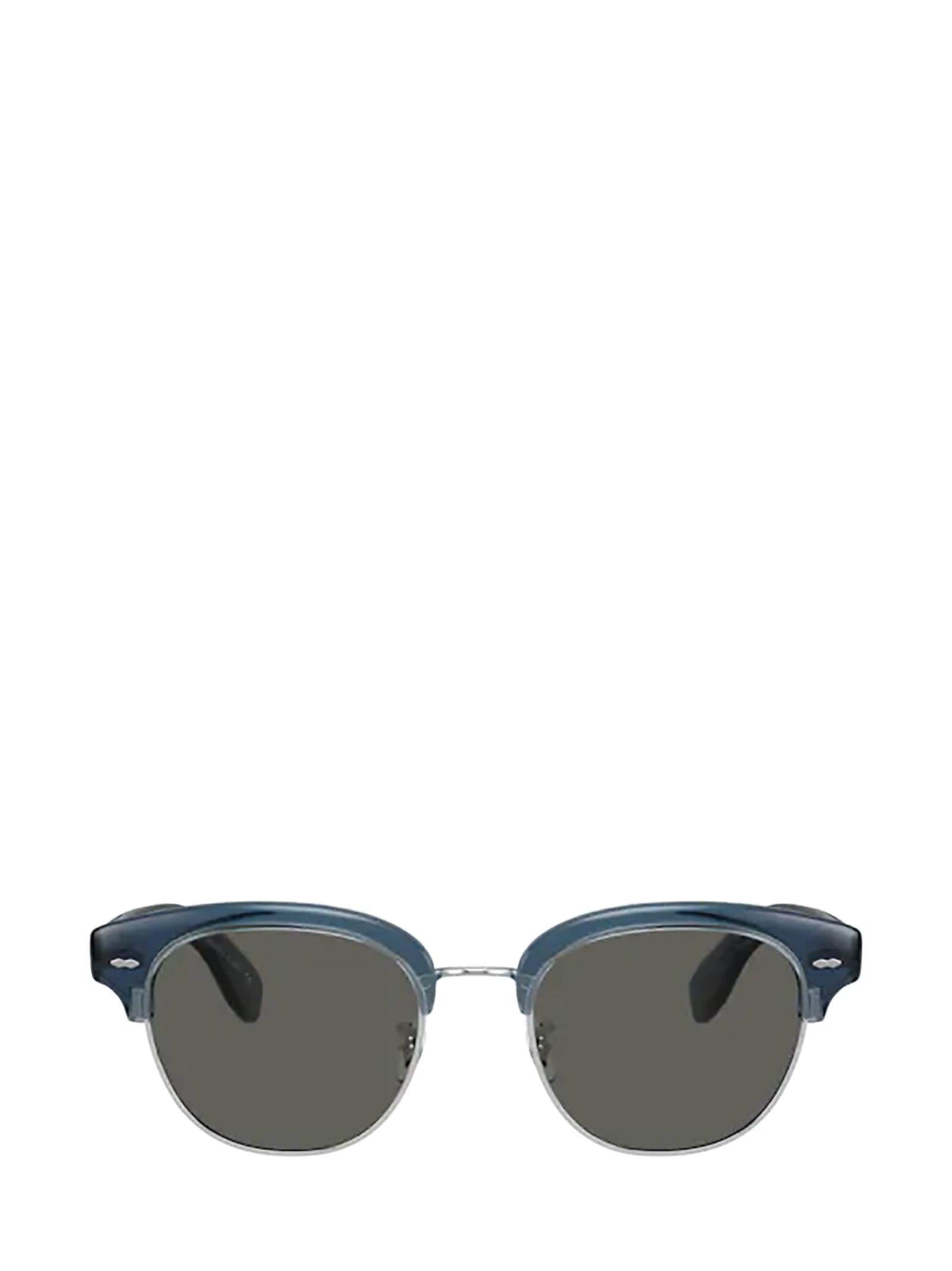 Oliver Peoples Oliver Peoples Ov5436s Deep Blue Sunglasses