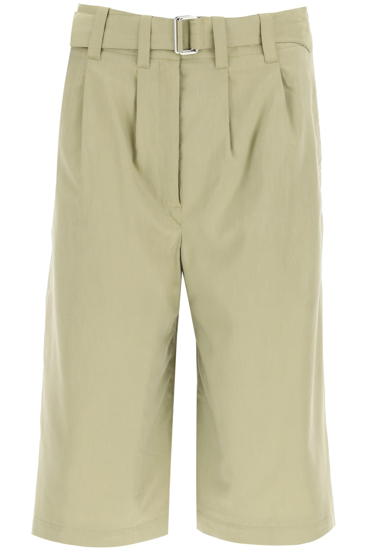 Lemaire Cottons PLEATED SHORTS