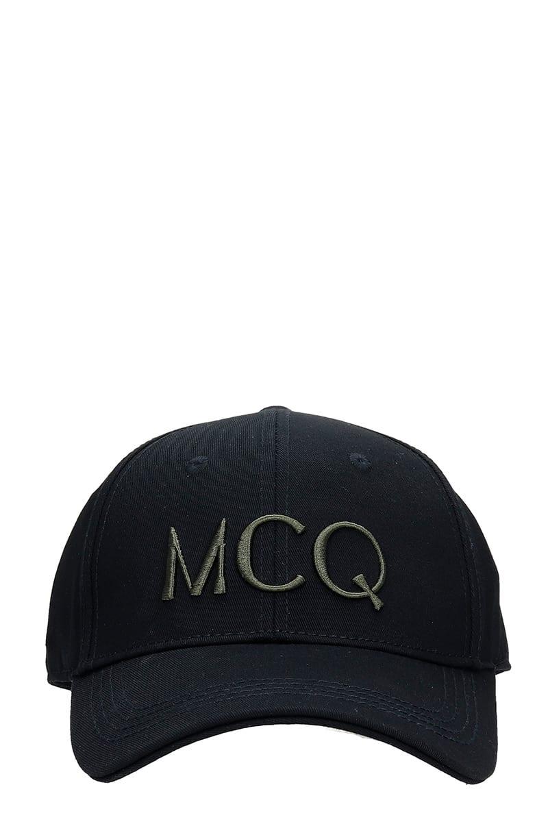 Mcq By Alexander Mcqueen HATS IN BLACK COTTON