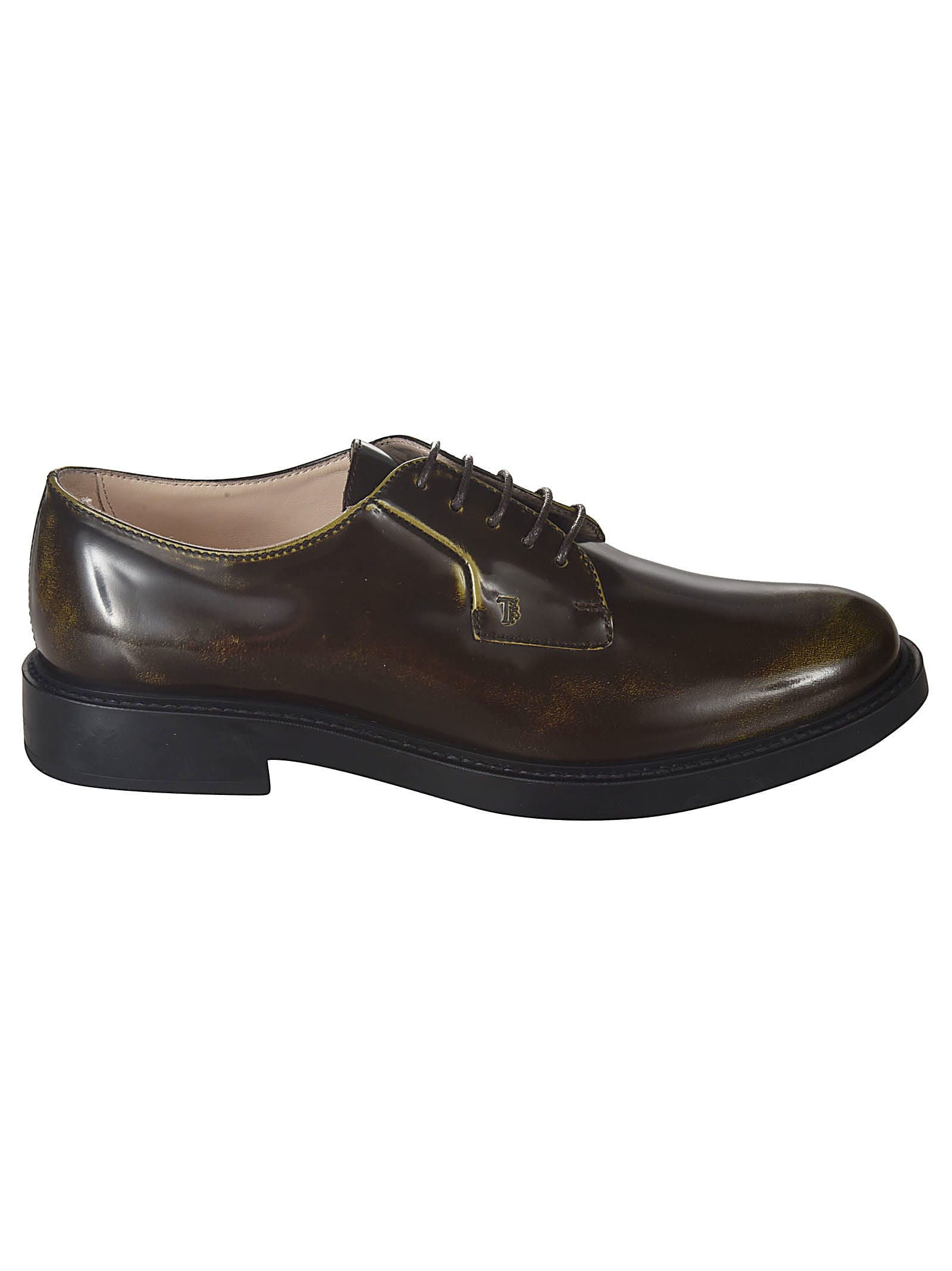 Tods Classic Oxford Shoes