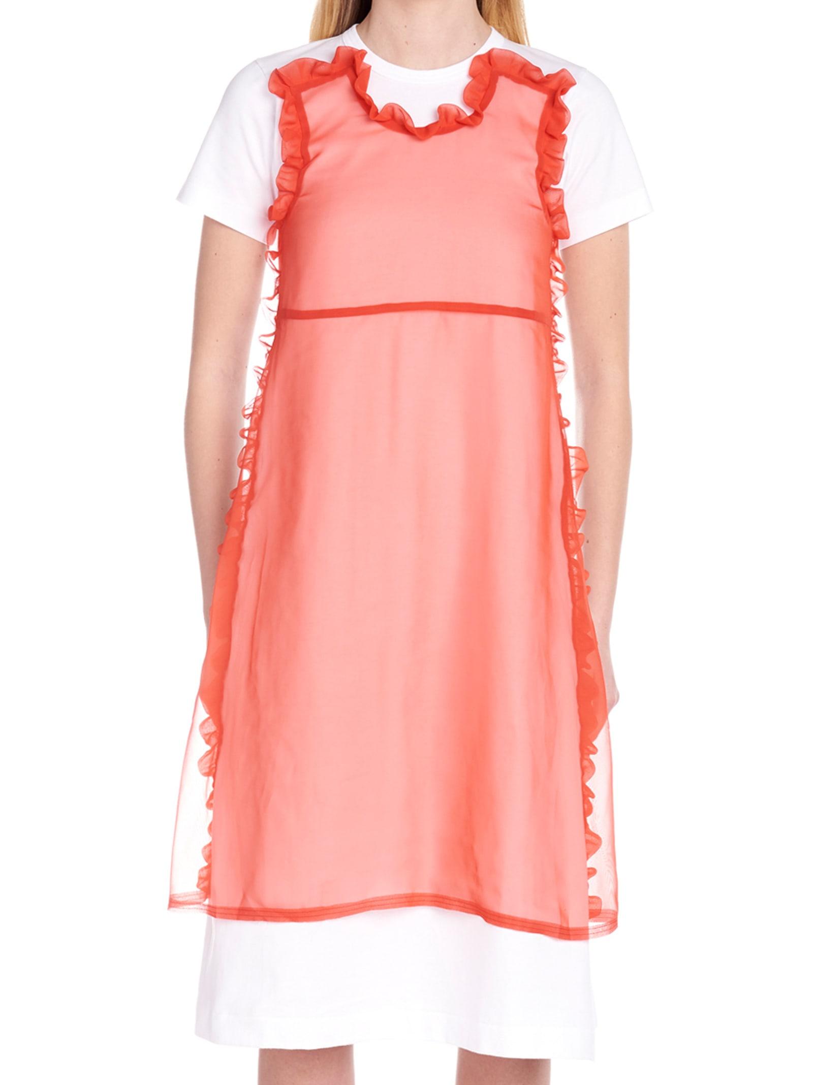 Buy Comme Des Garçons Girl Dress online, shop Comme Des Garçons Girl with free shipping