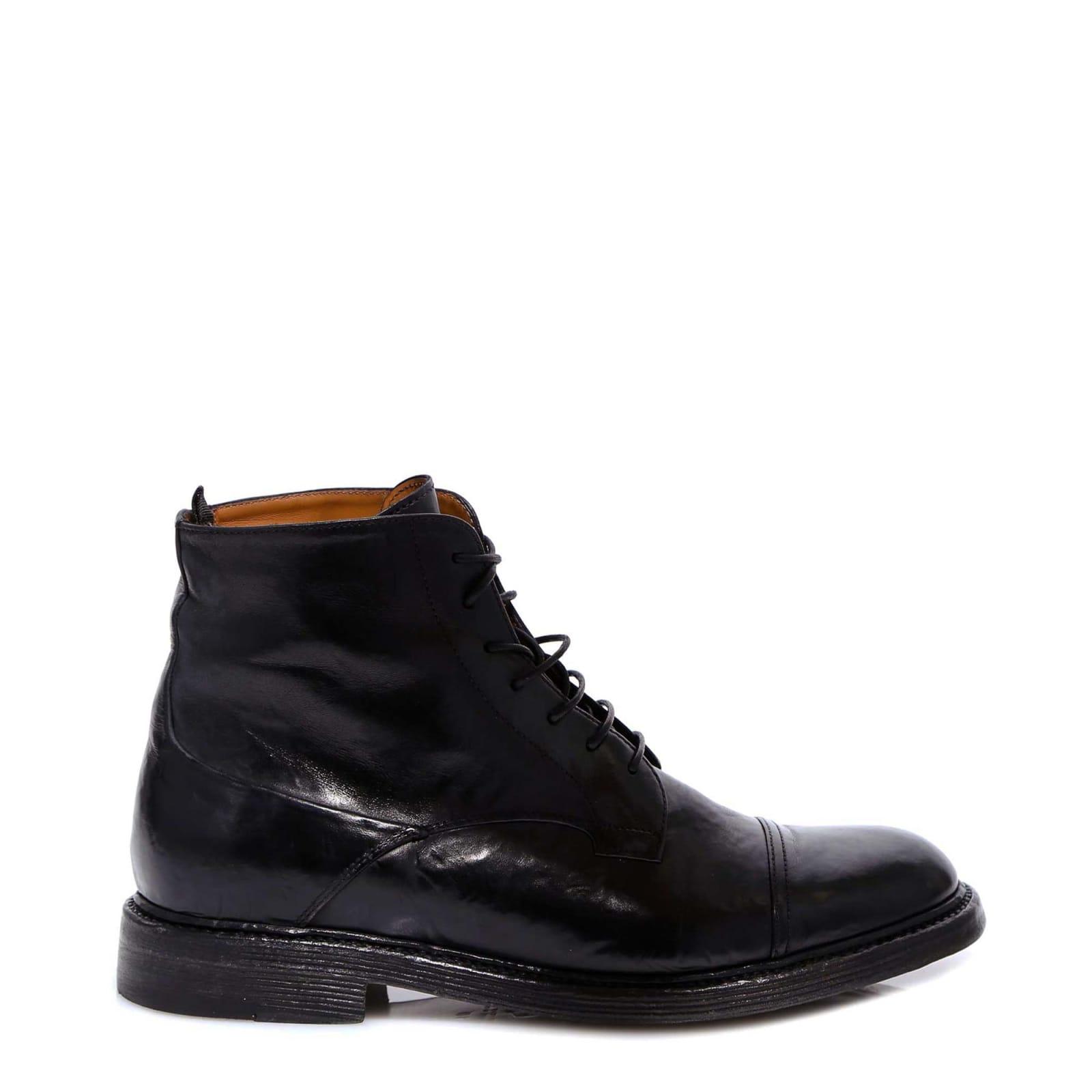 Silvano Sassetti Epsom Boots