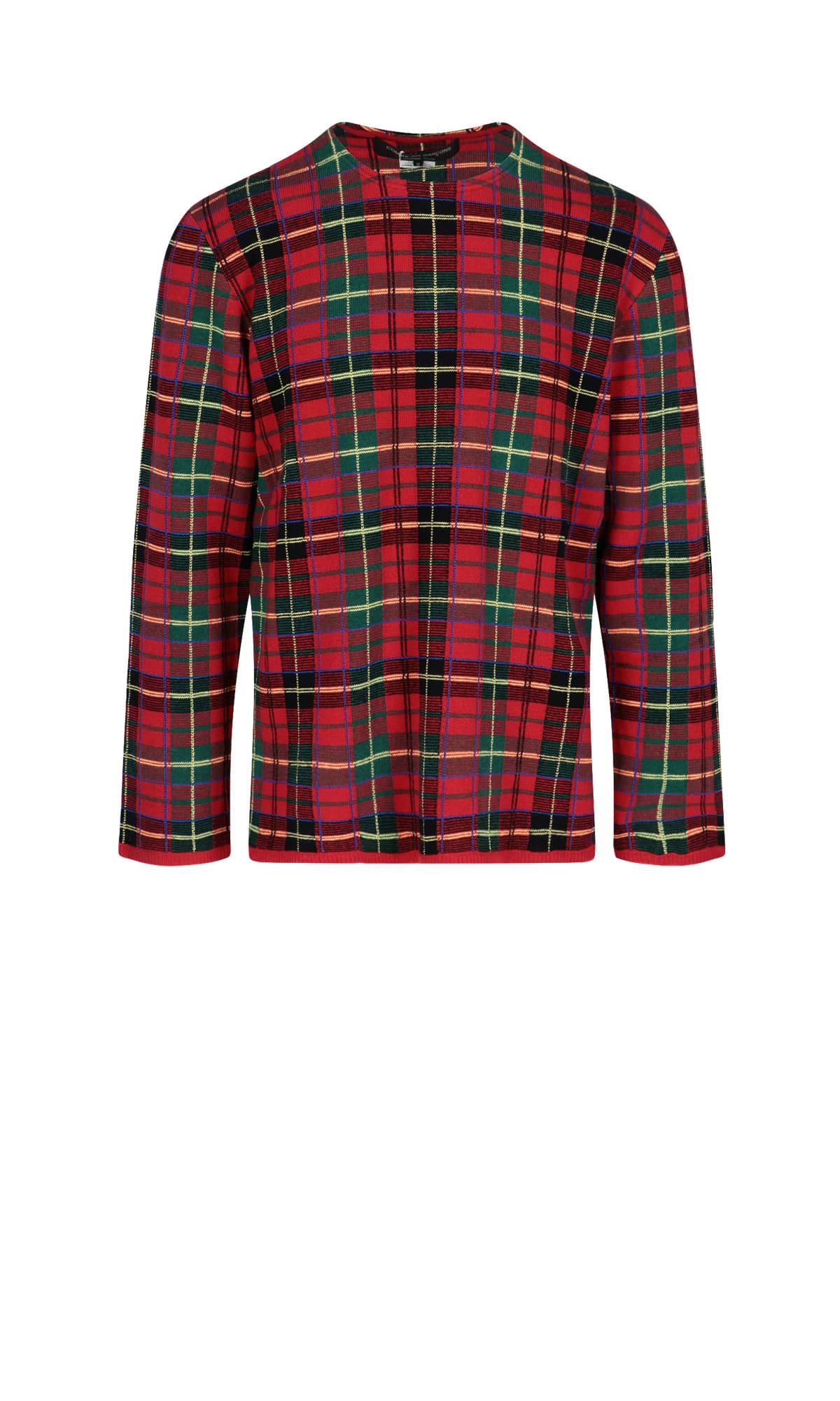 Comme Des Garçons Homme Plus Sweater