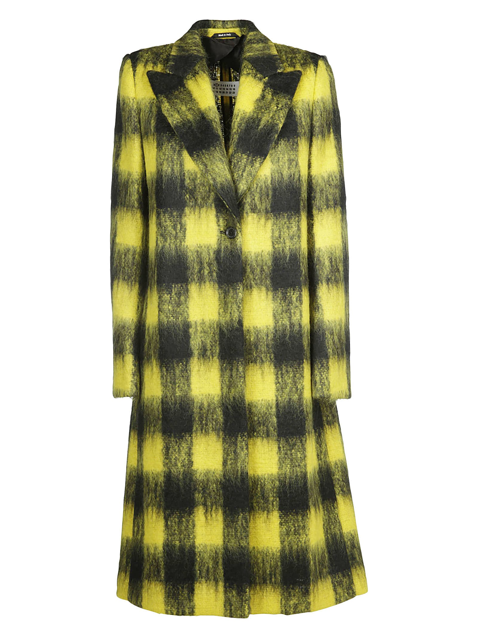 Photo of  Maison Margiela Cashmere Coat- shop Maison Margiela jackets online sales