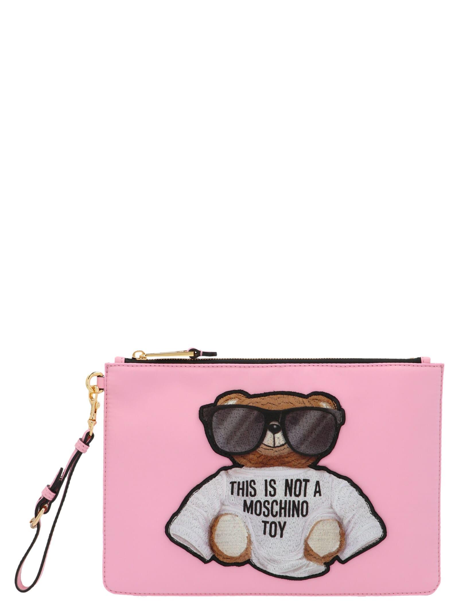 Moschino teddy Bag