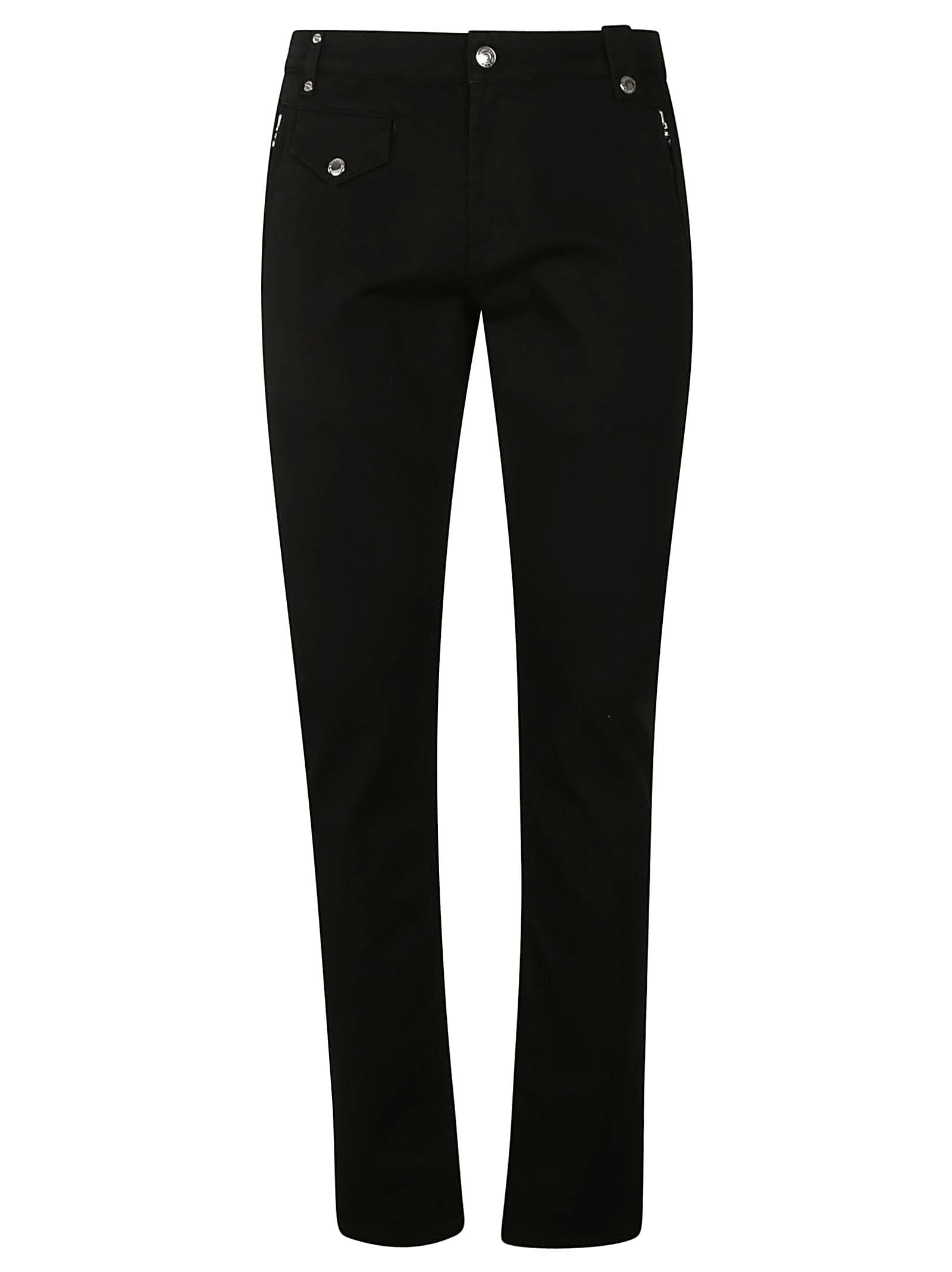 Alexander McQueen Regular Fit Jeans
