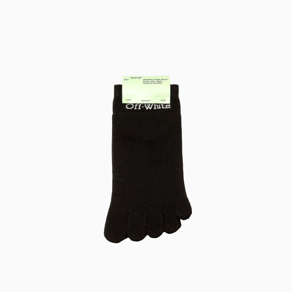 Off-white Finger Socks Owra021s20kni001