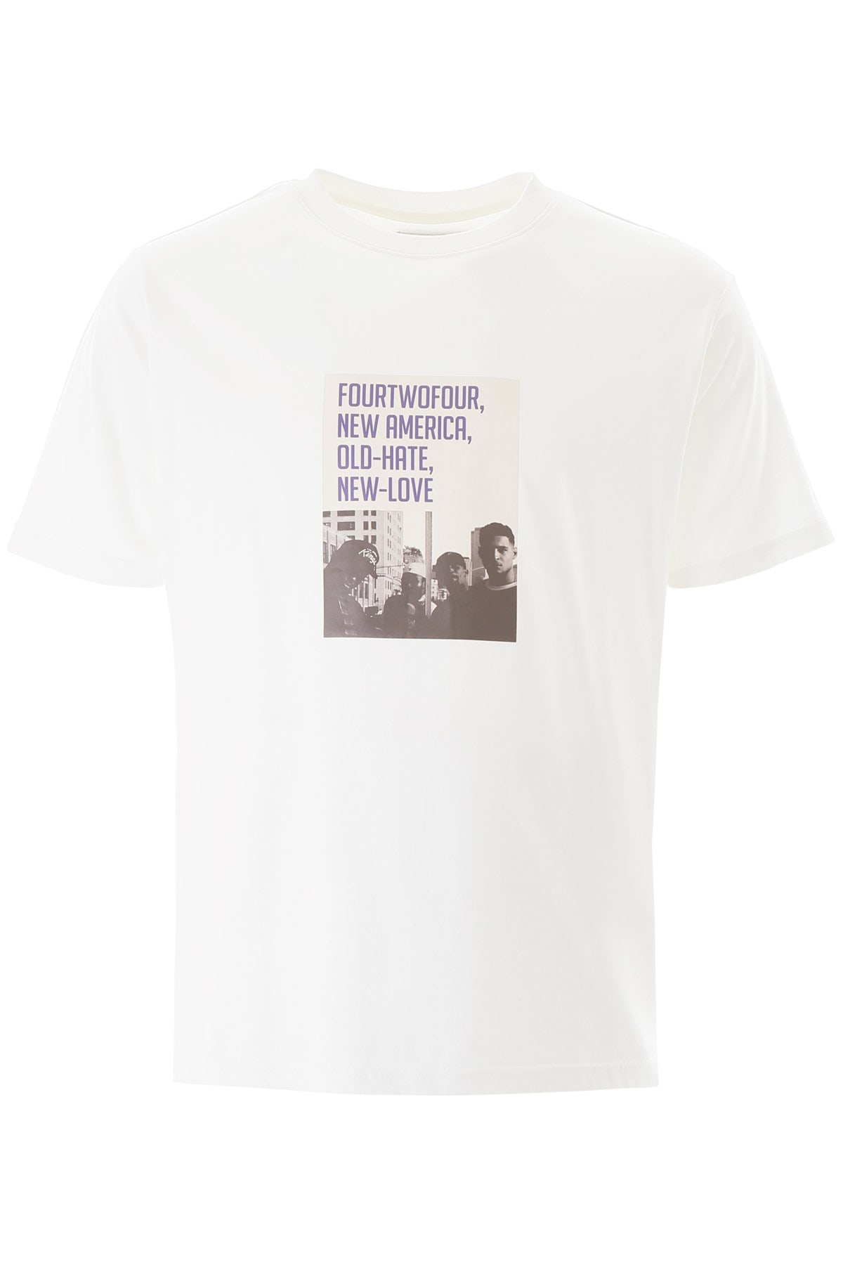 Old-hate New-love Print T-shirt