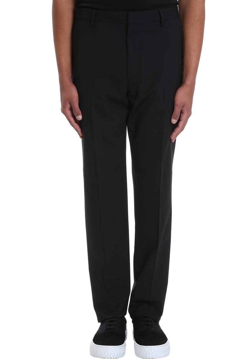 Pants In Black Wool