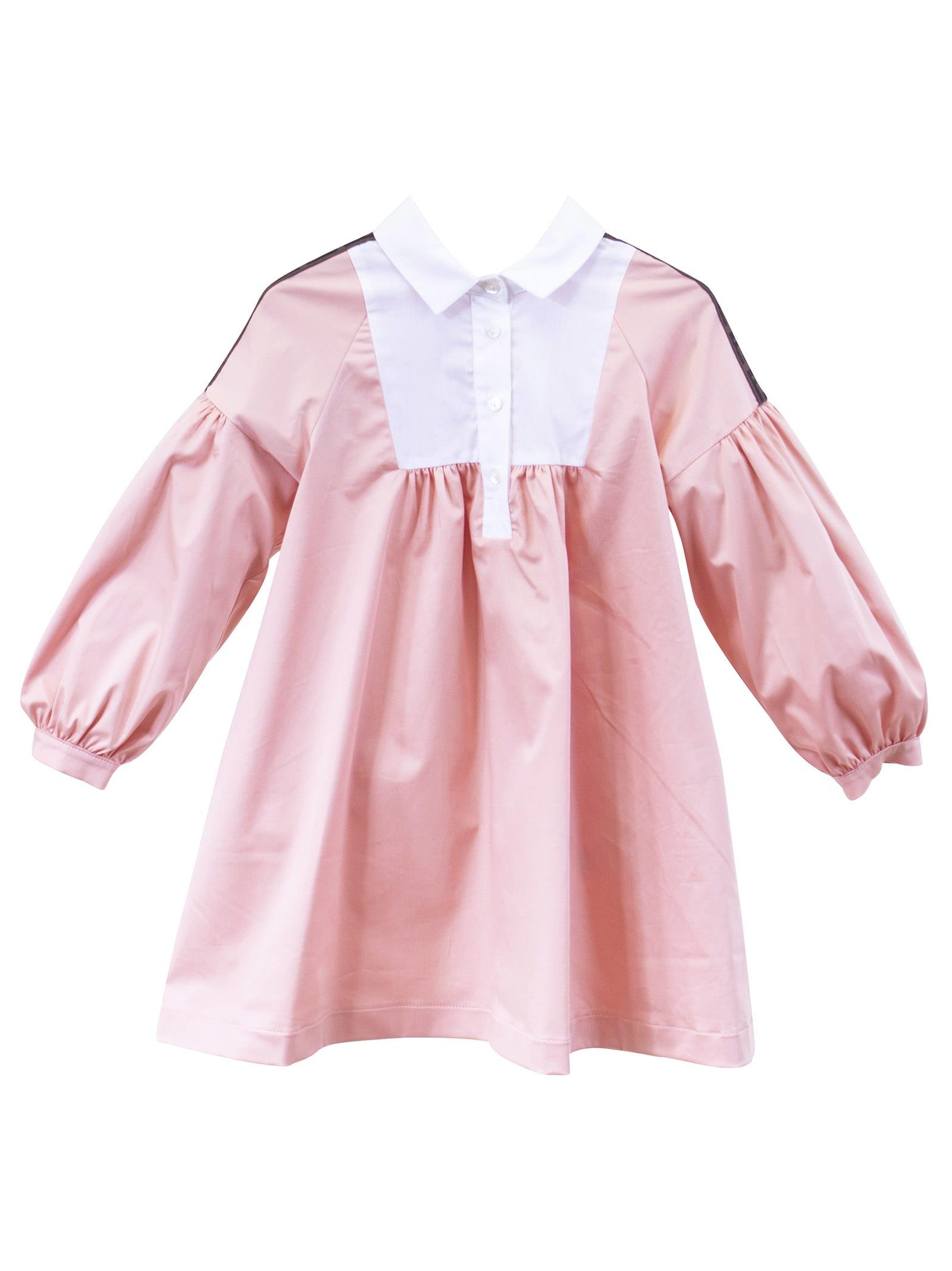 Fendi Girls Shirt Dress