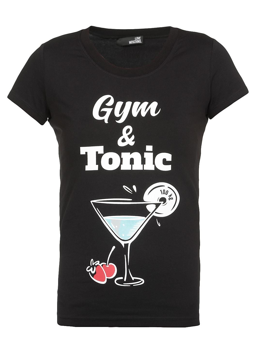 Love Moschino Gym Tonic T-shirt