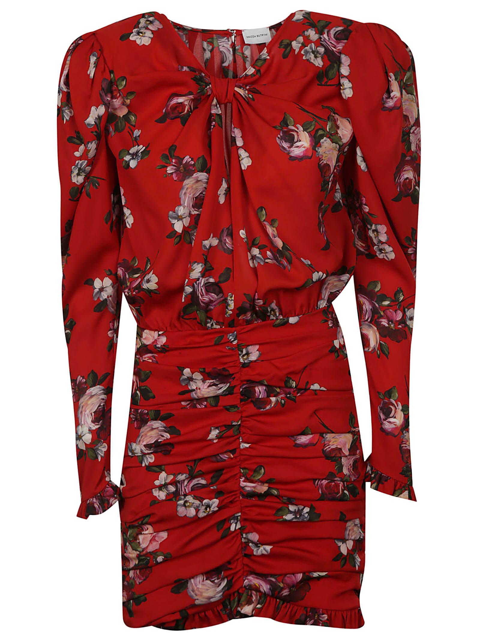 Buy Magda Butrym Barletta Dress online, shop Magda Butrym with free shipping
