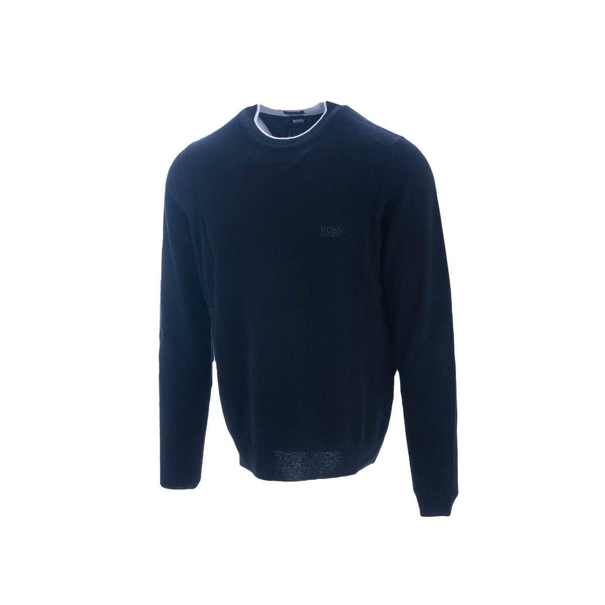 Boss Virgin Wool Sweater