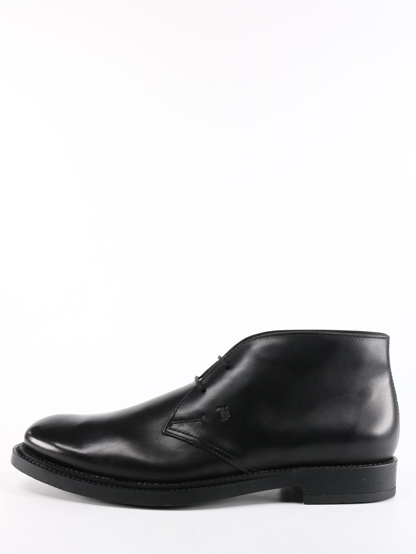 Tods Desert Boots Black