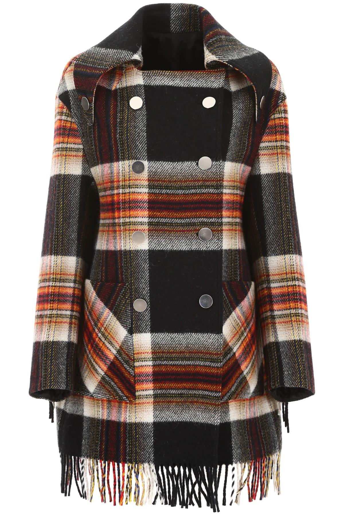 Calvin Klein Pendelton Coat