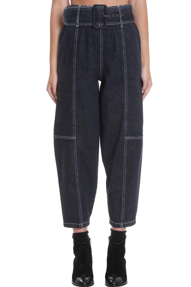 See By Chloé JEANS IN GREY DENIM