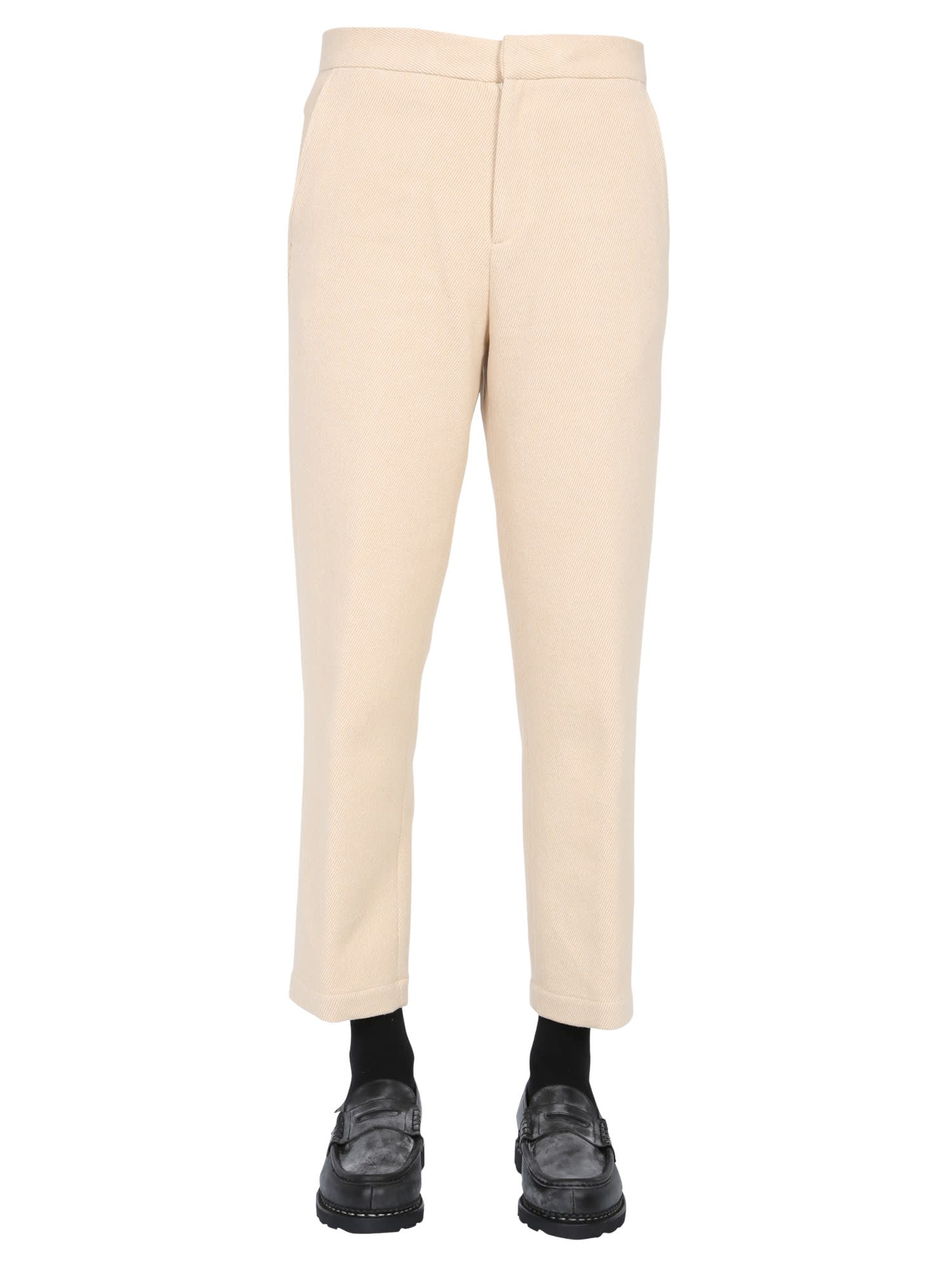 Opening Ceremony Cottons COTTON TWILL PANTS