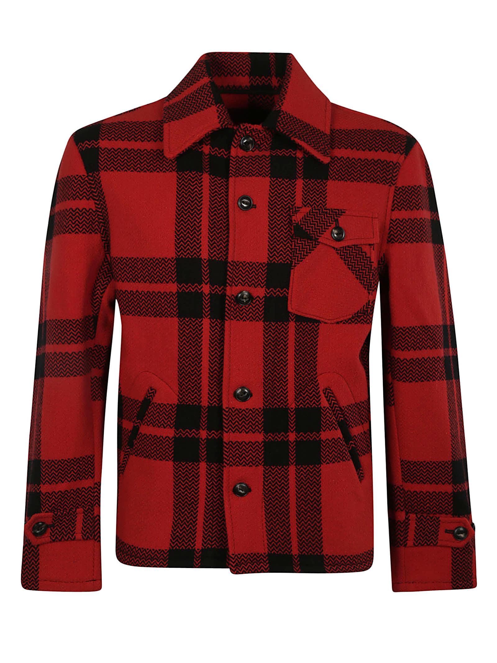 Nebraska Shirt Jacket