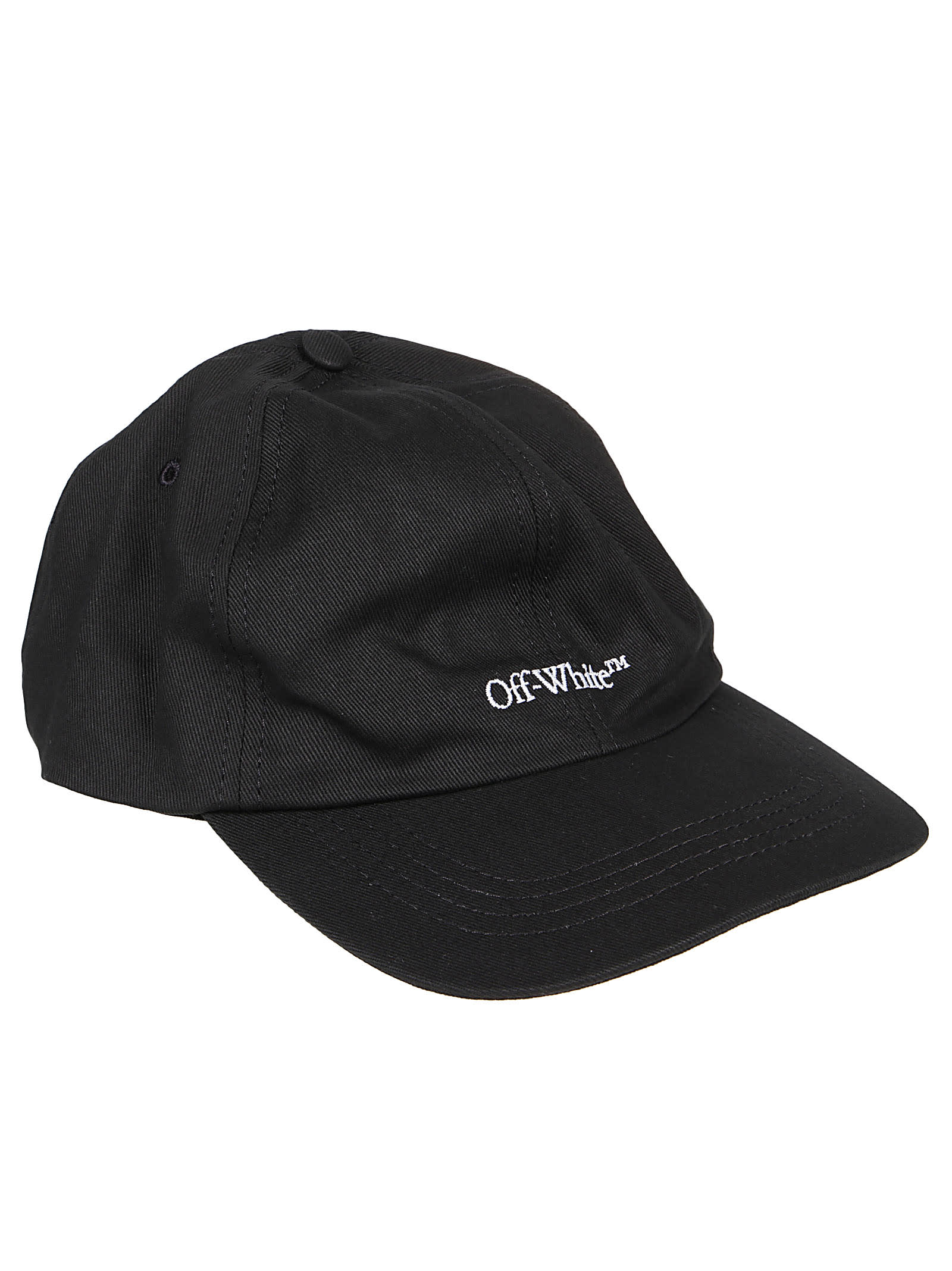 Off-White Cappellino Bookish Ow Basic Baseball